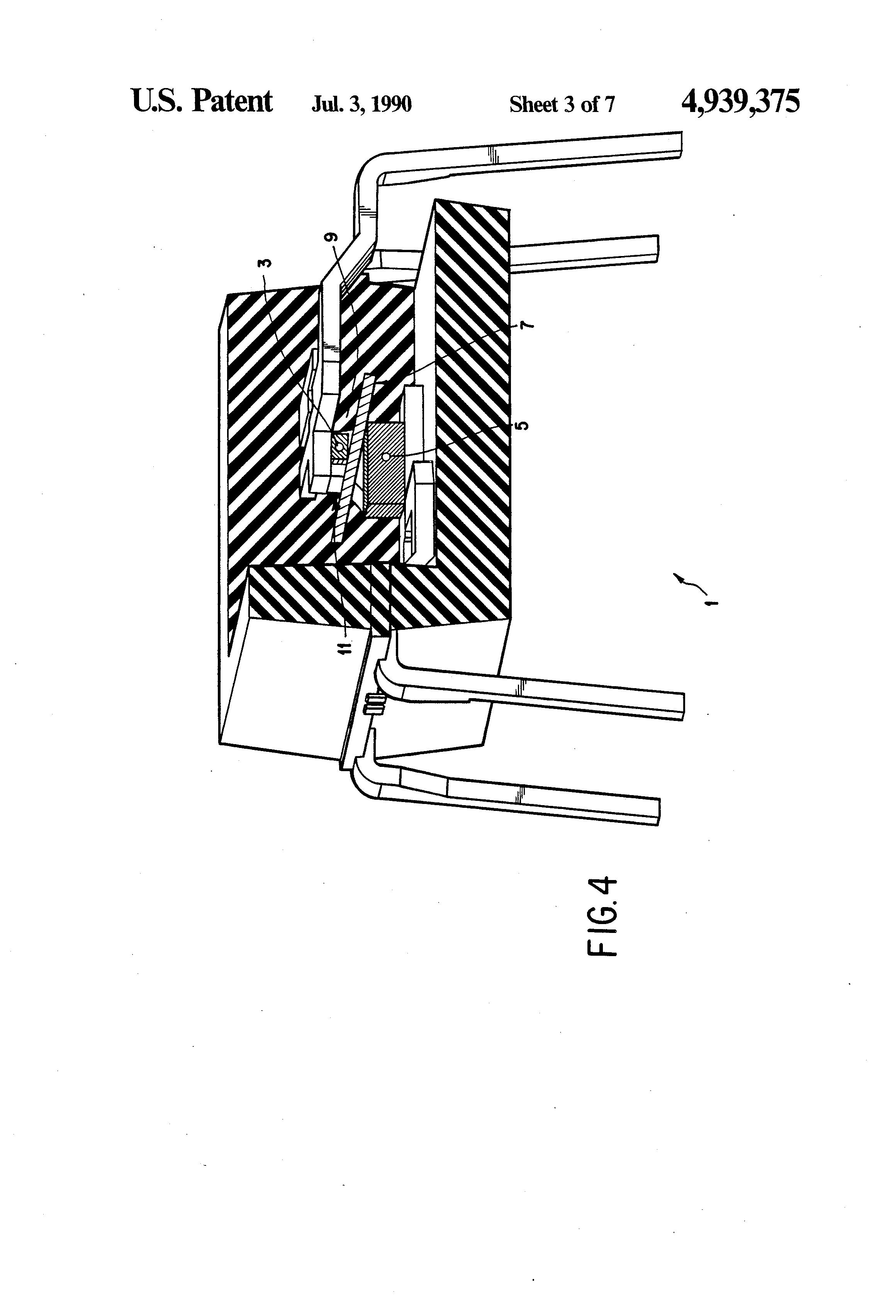 patent us4939375