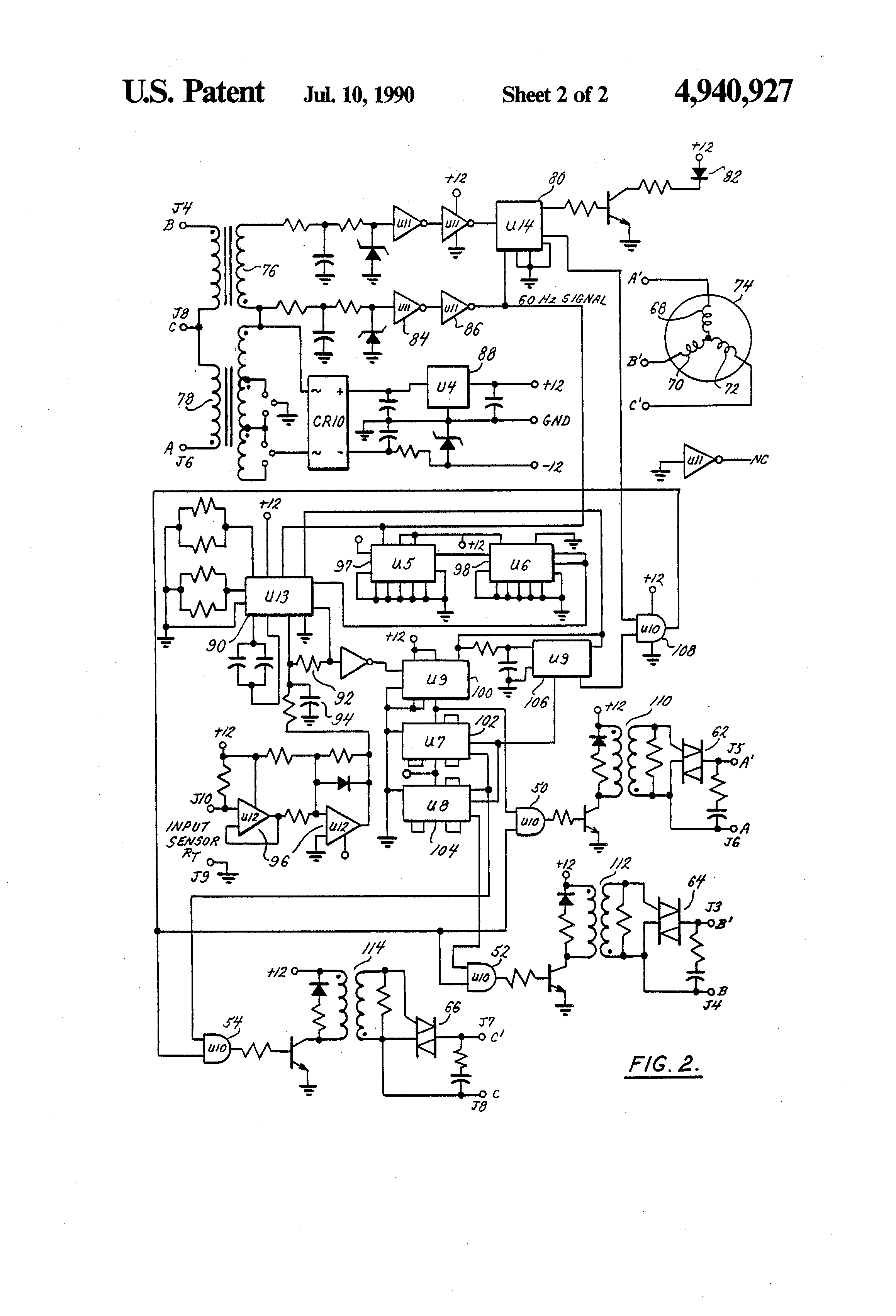 Magnetek Power Converter 6400a Wiring Diagram