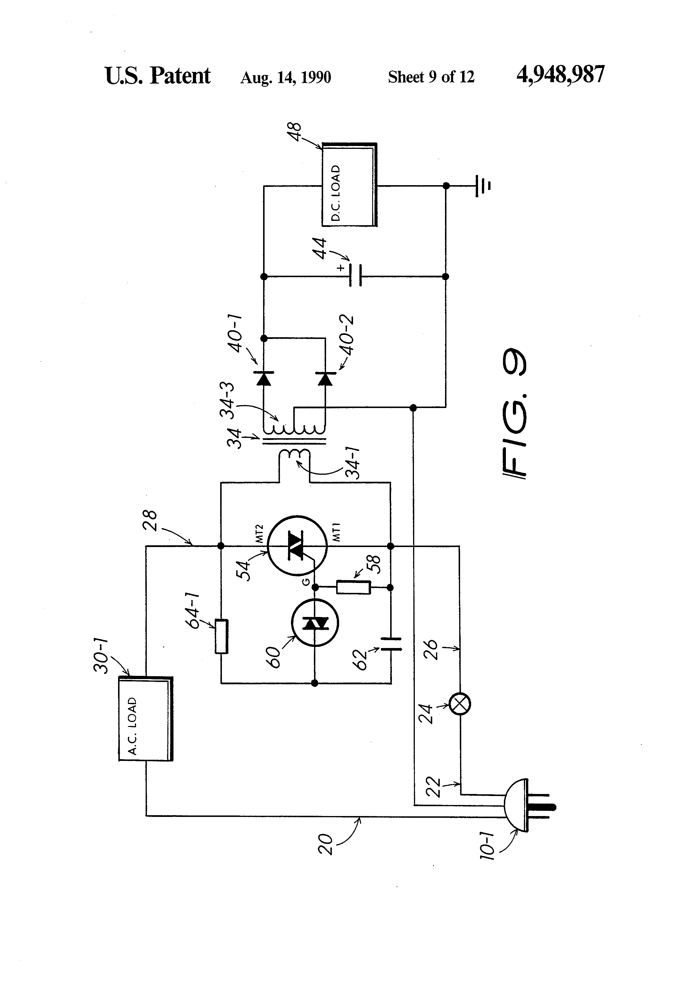 patent us4948987