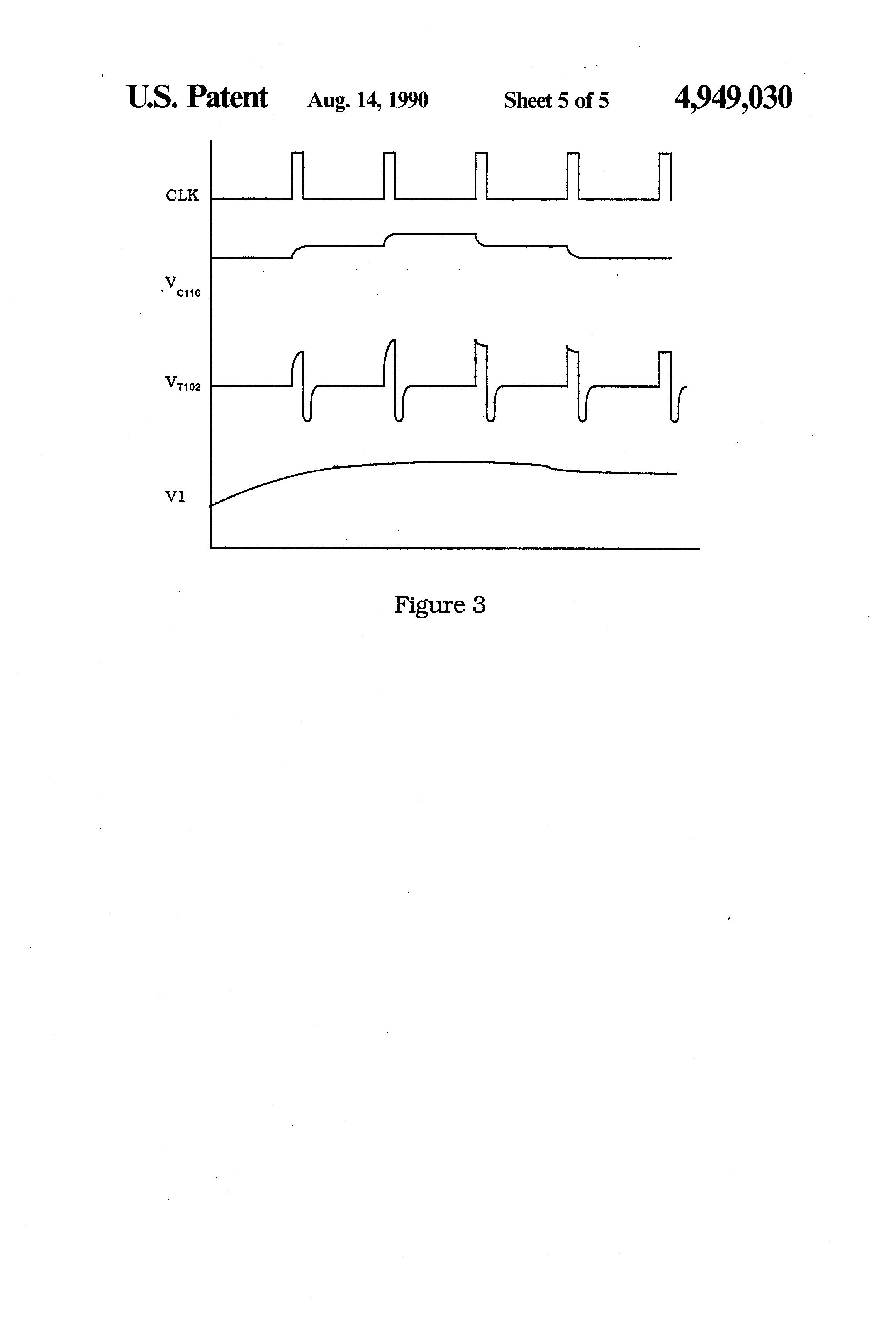 Patent Us4949030 Isolated Analog Voltage Sense Circuit Google Isolation Amplifiercircuit Diagram Drawing