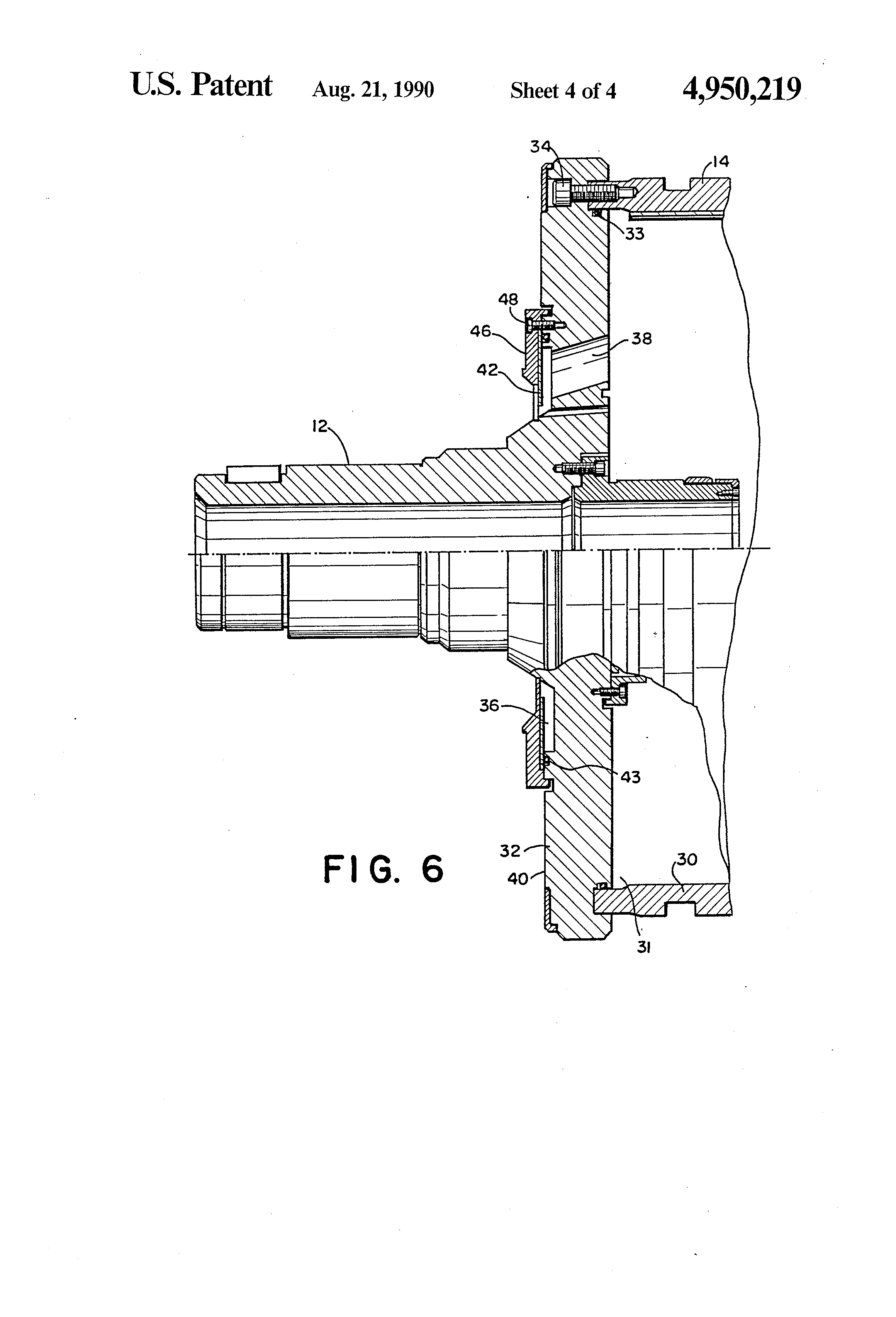 US4950219 4 patent us4950219 adjustable weir structure for a decanter  at reclaimingppi.co