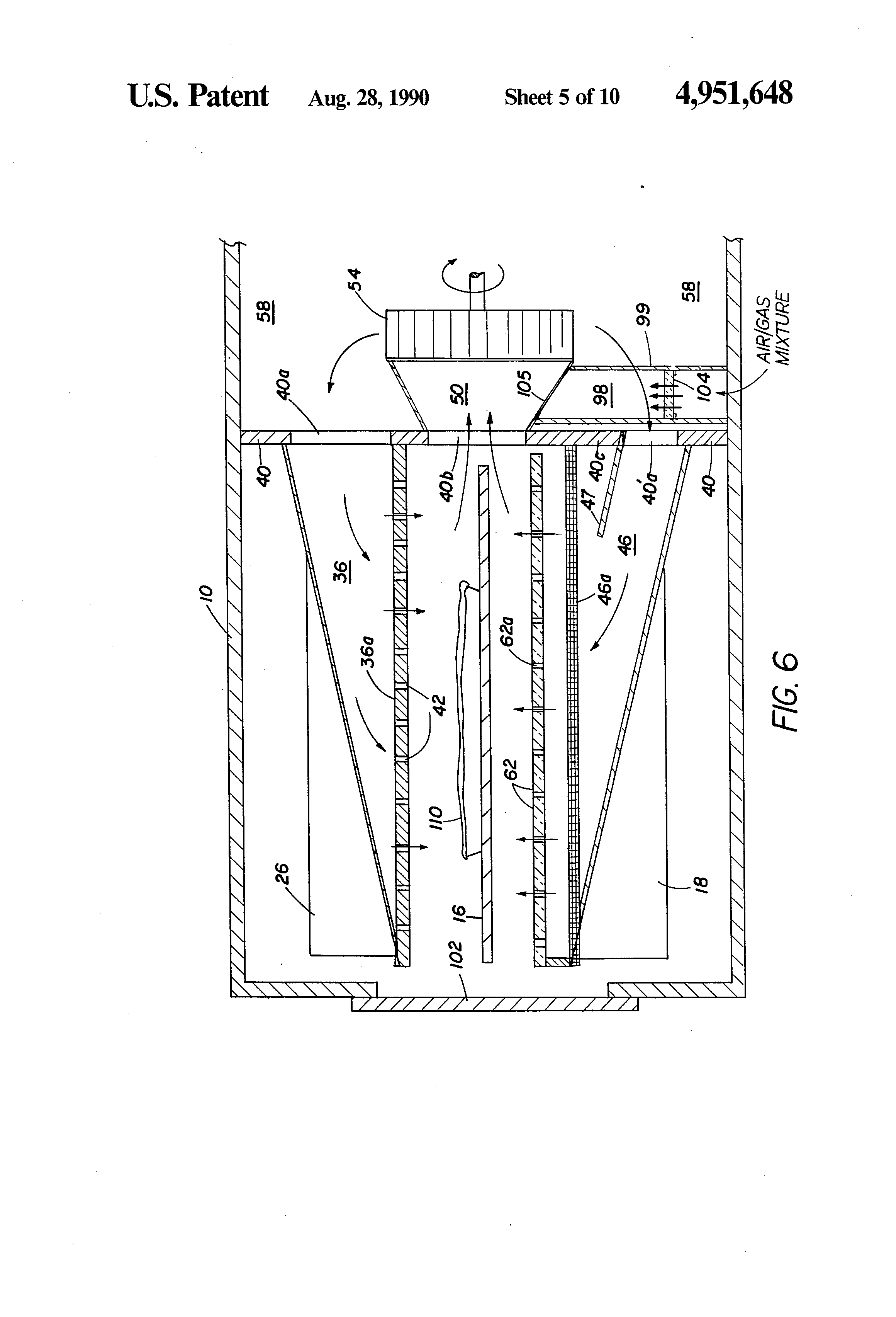 US4951648 5 patent us4951648 conveyor oven google patents  at alyssarenee.co