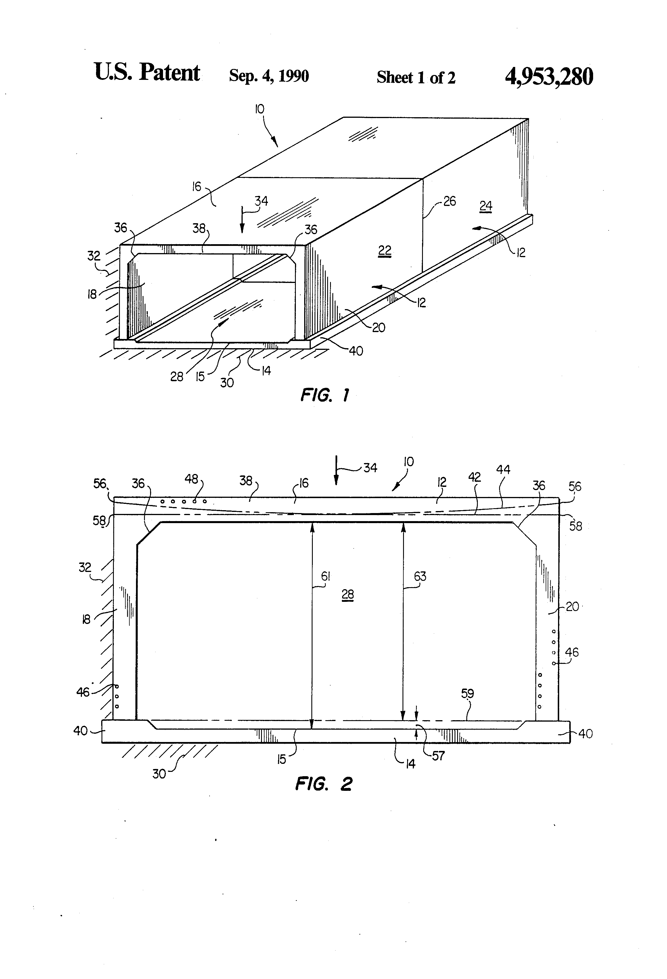 Simple Slab Culvert Design Drawings : ... Method of manufacturing prestressed concrete culverts - Google Patents
