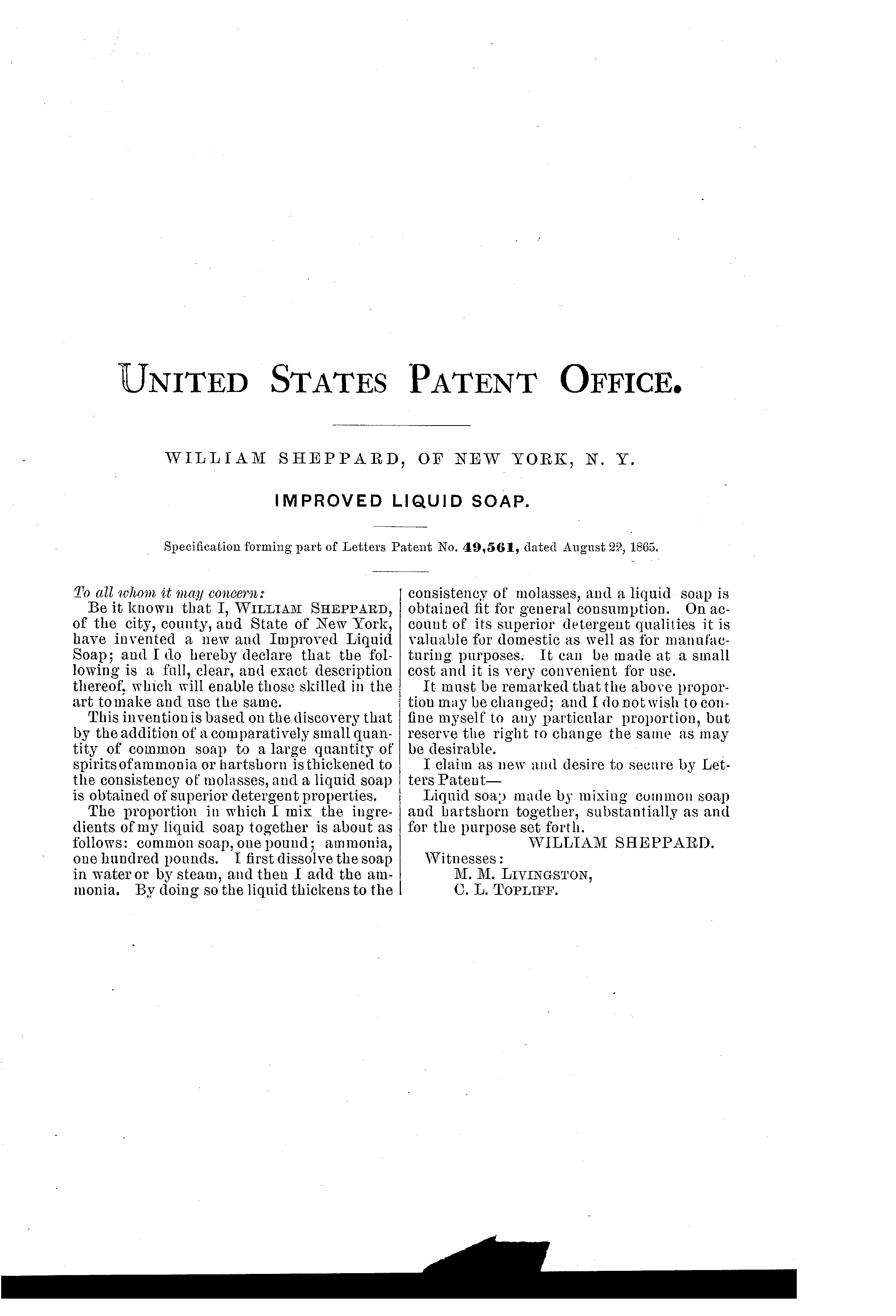 us patent office assignment search
