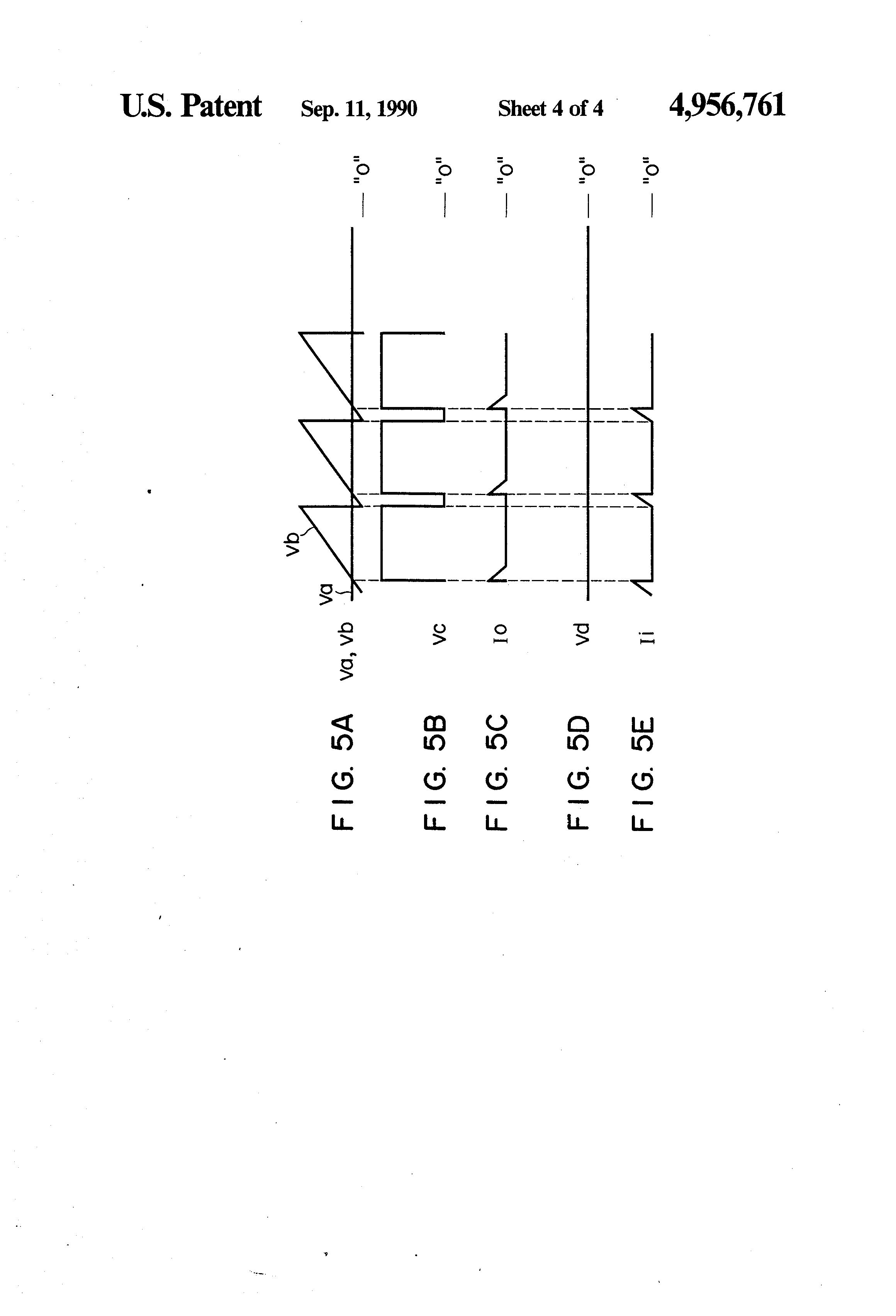 patent us4956761