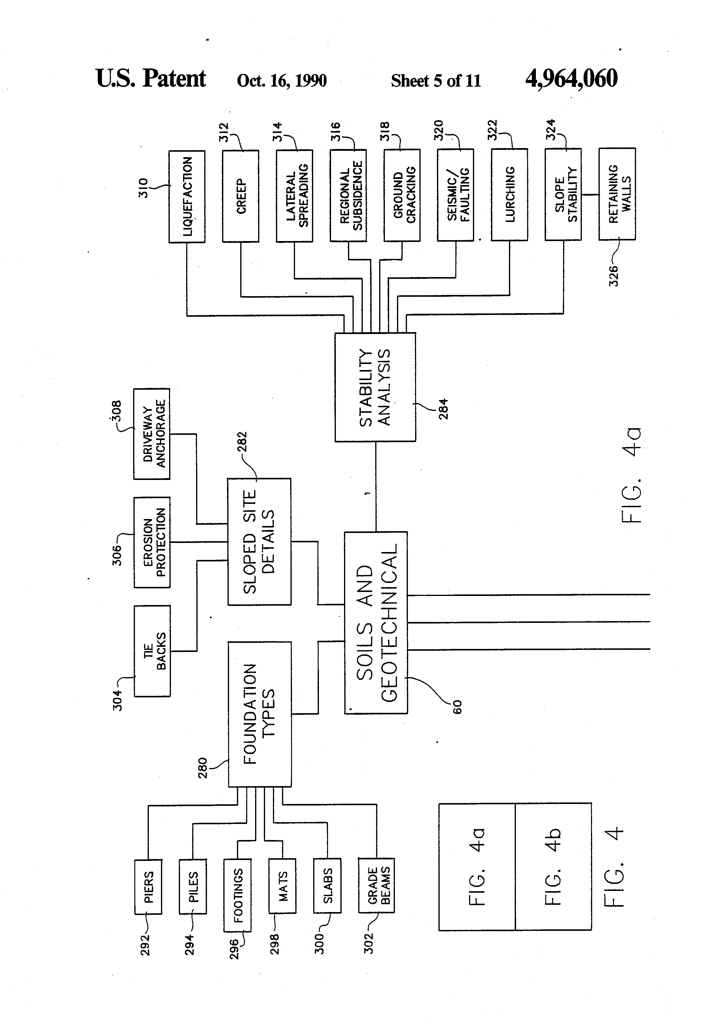 Patent Us4964060 Computer Aided Building Plan Review