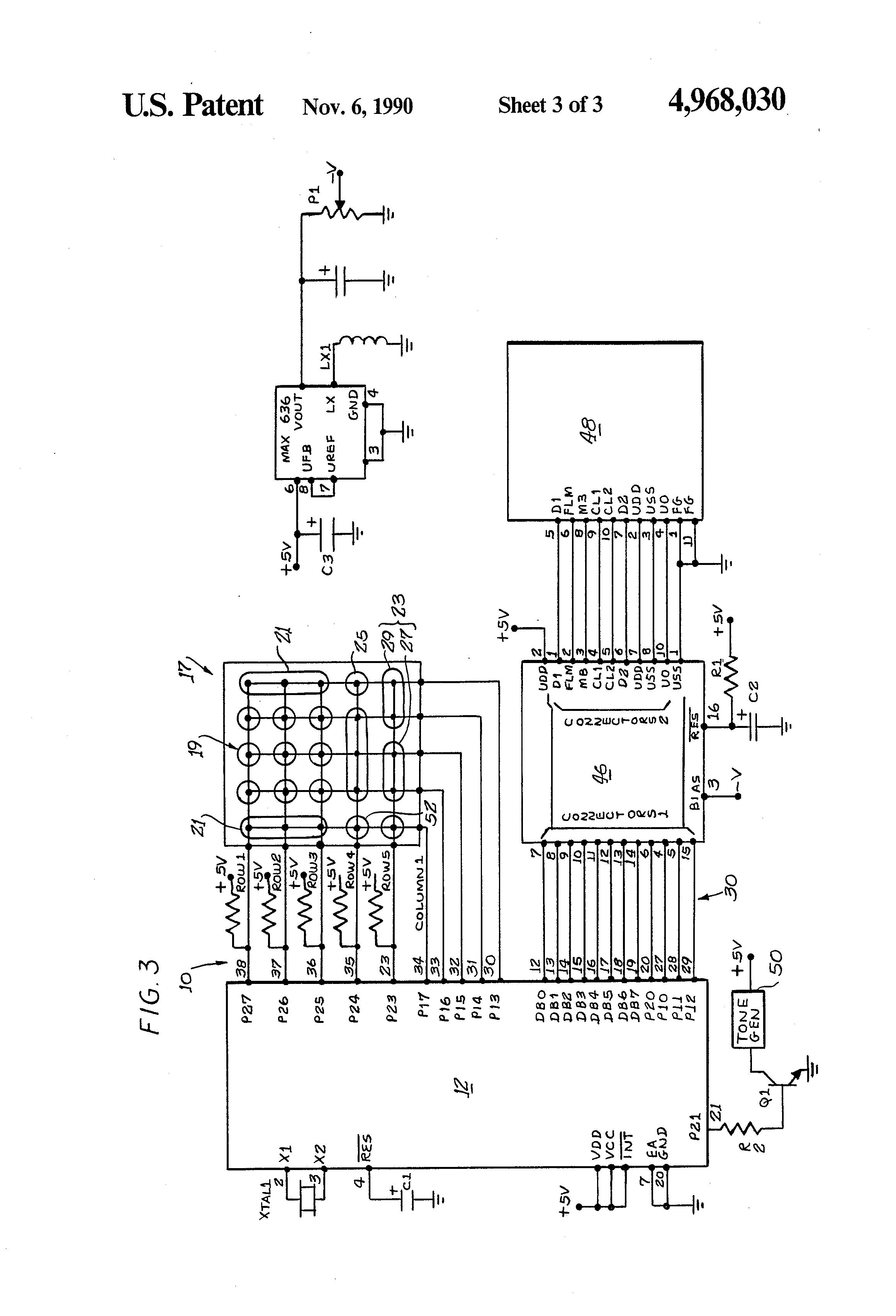 patent us4968030