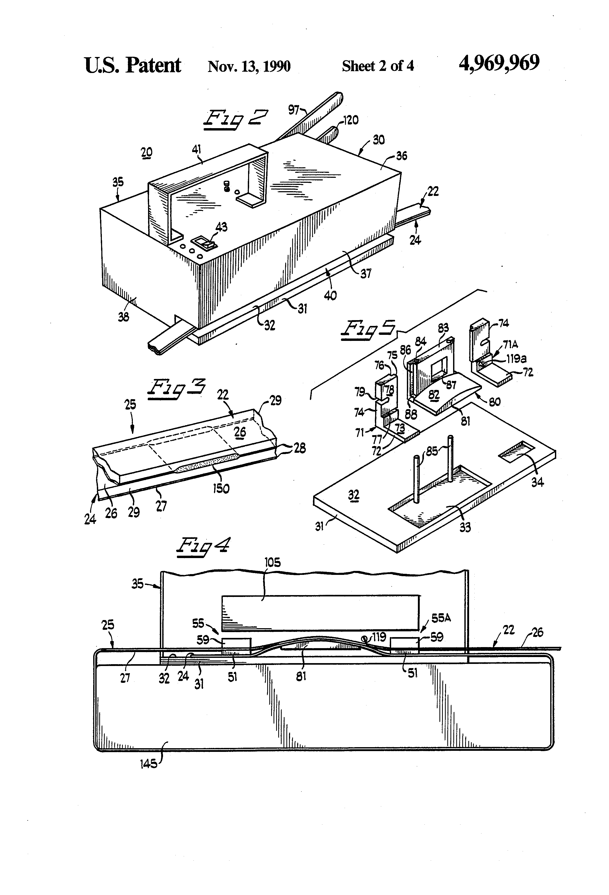 Patent US4969969 - Apparatus and method for infrared sealing of ...