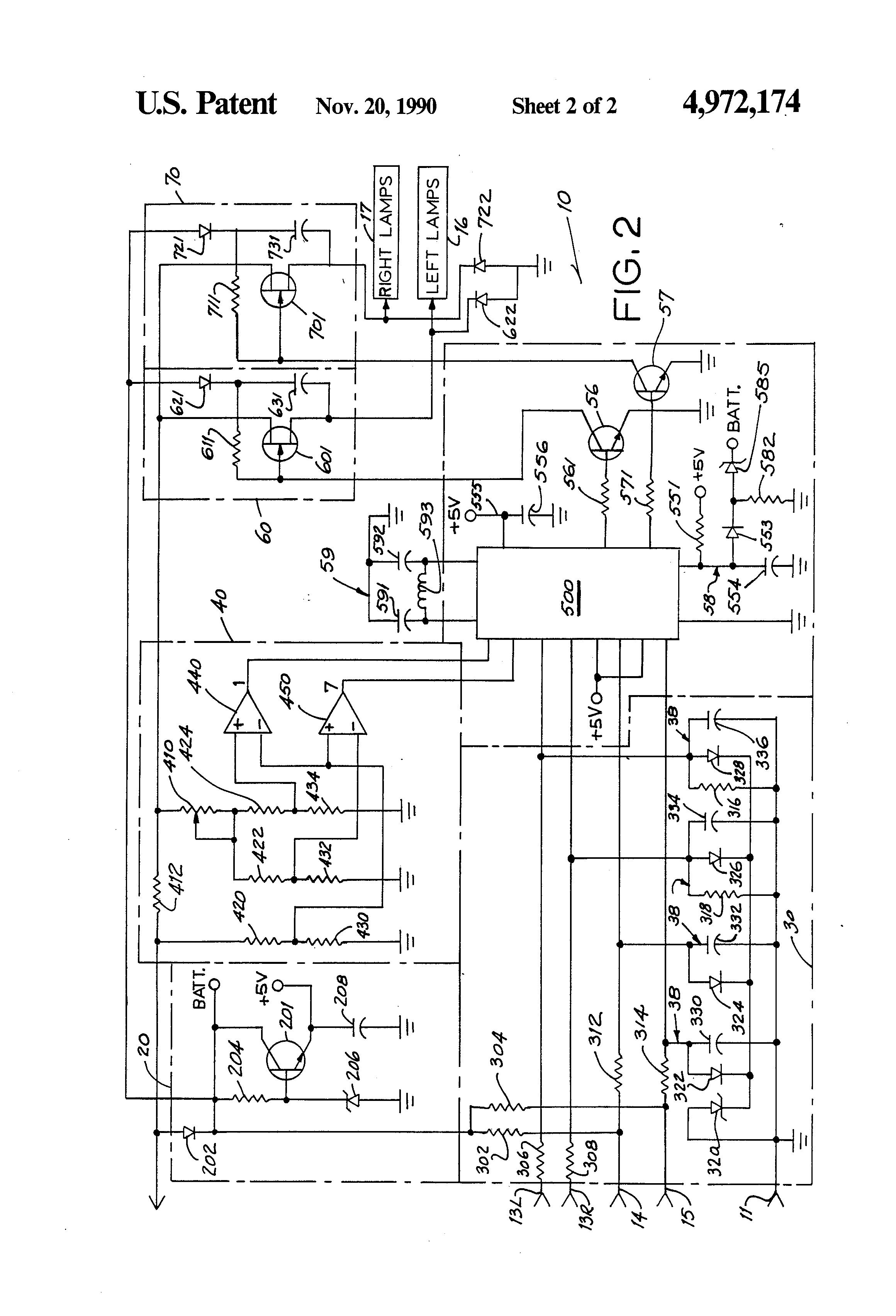 patent us4972174