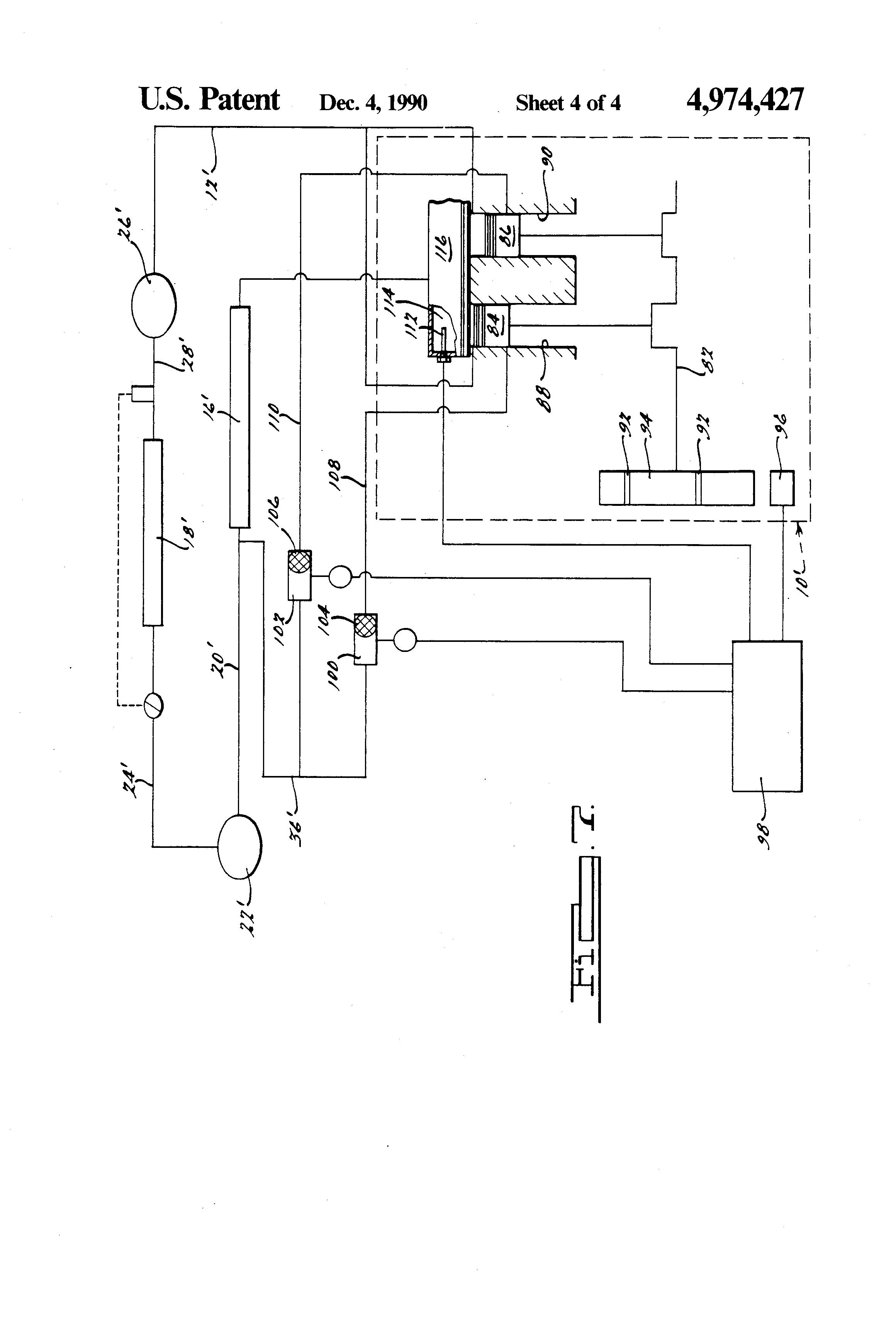 patent us4974427