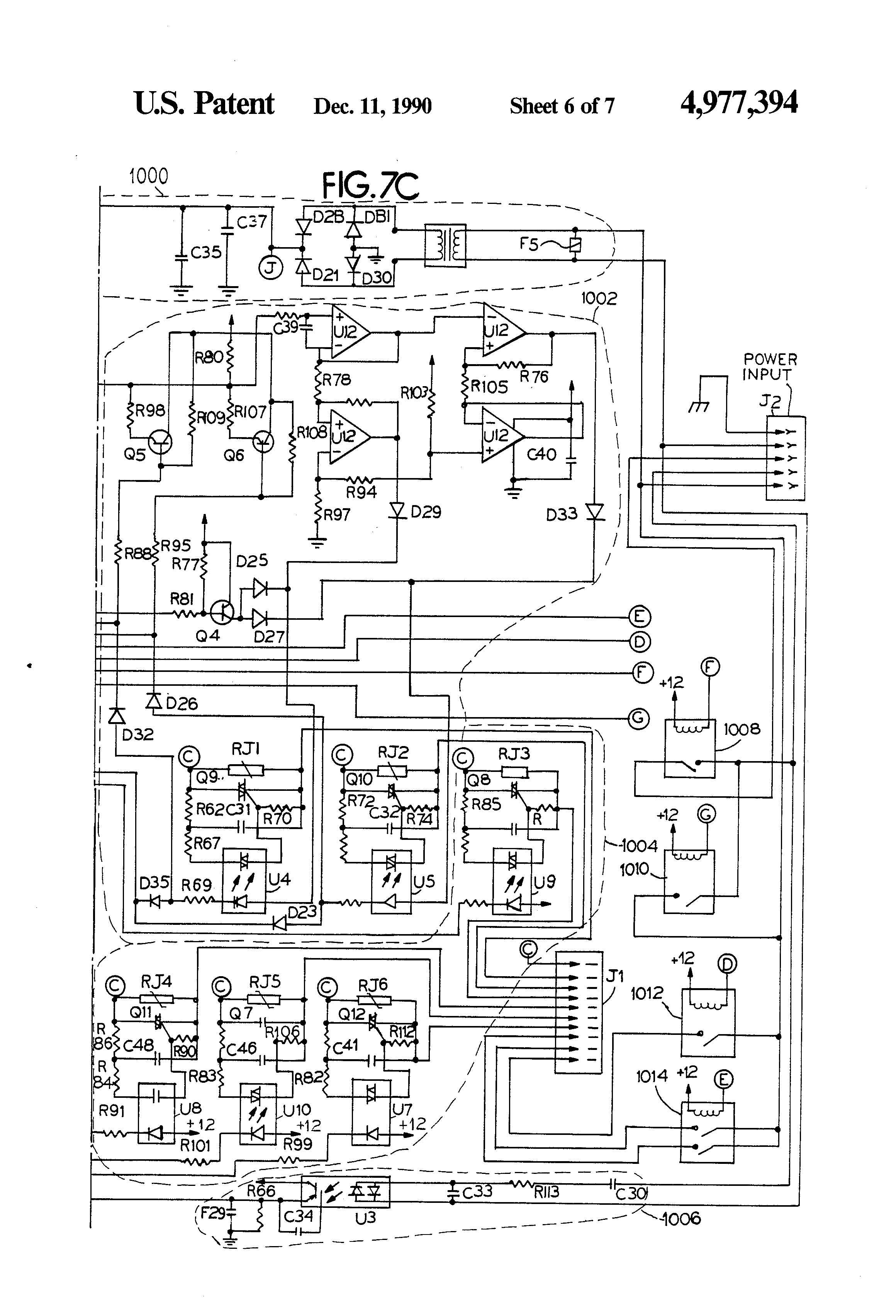 US4977394 6 patent us4977394 diagnostic system for an automatic appliance bale command plus wiring harness at gsmx.co