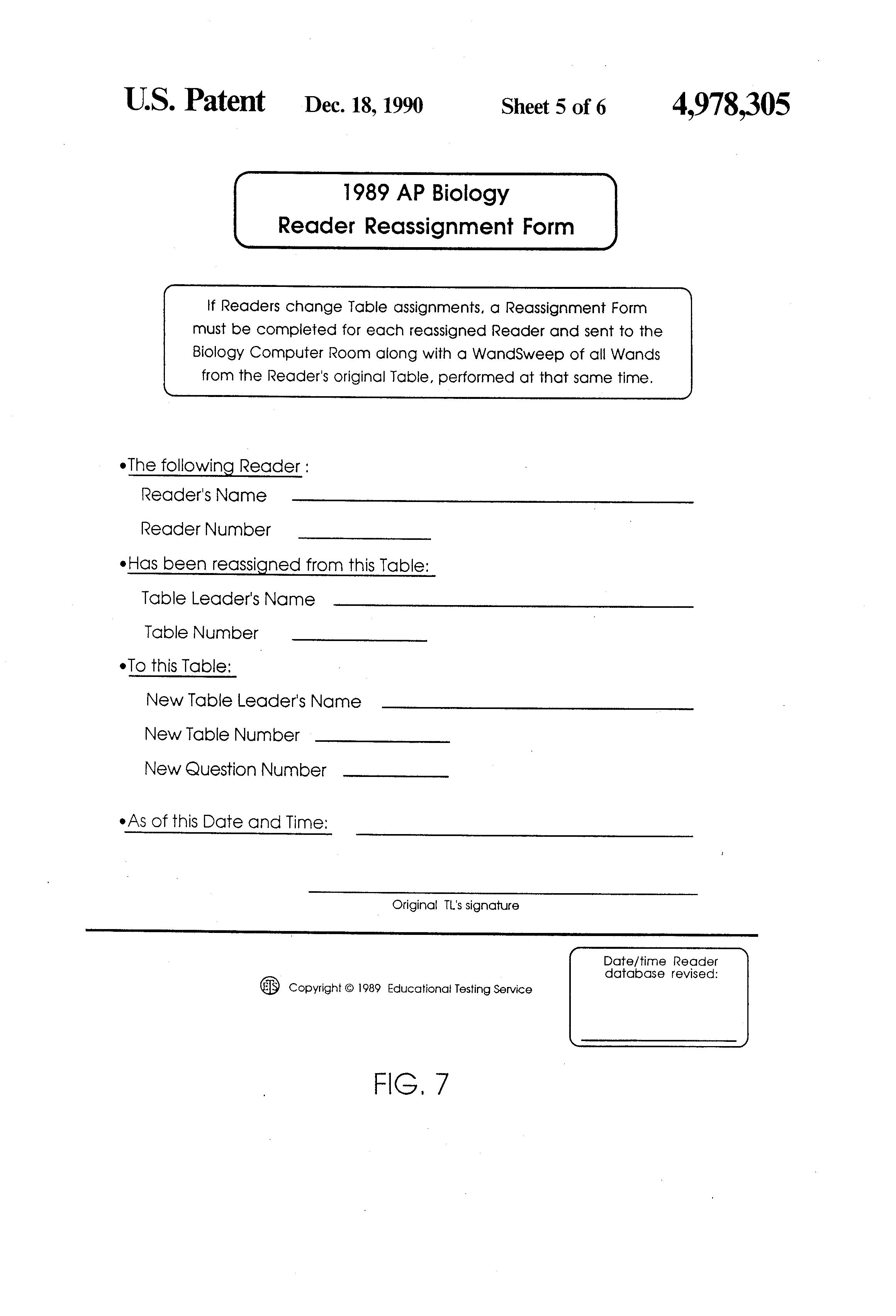 1995 ap biology essay answer
