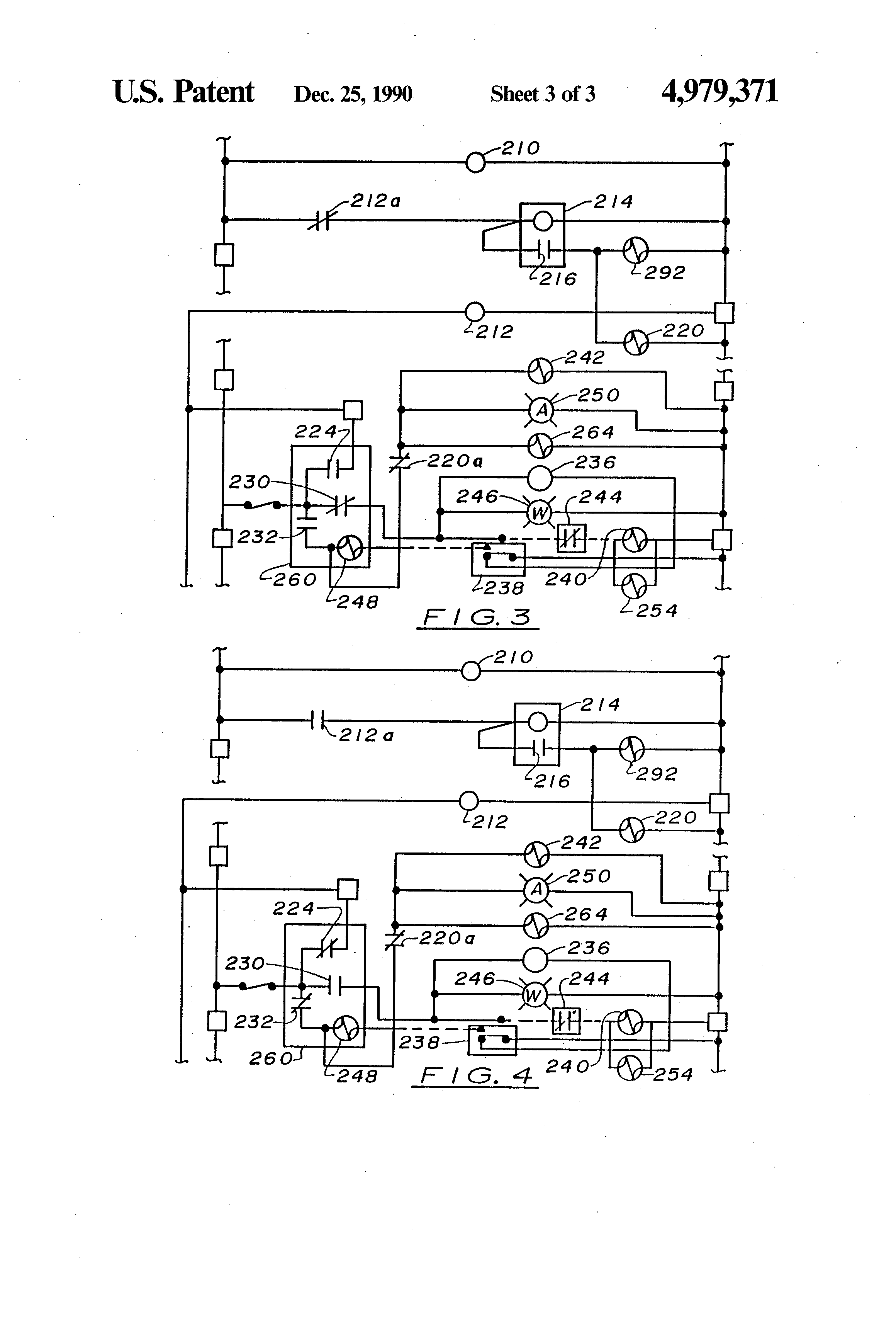 diagram of evaporators in refrigeration system