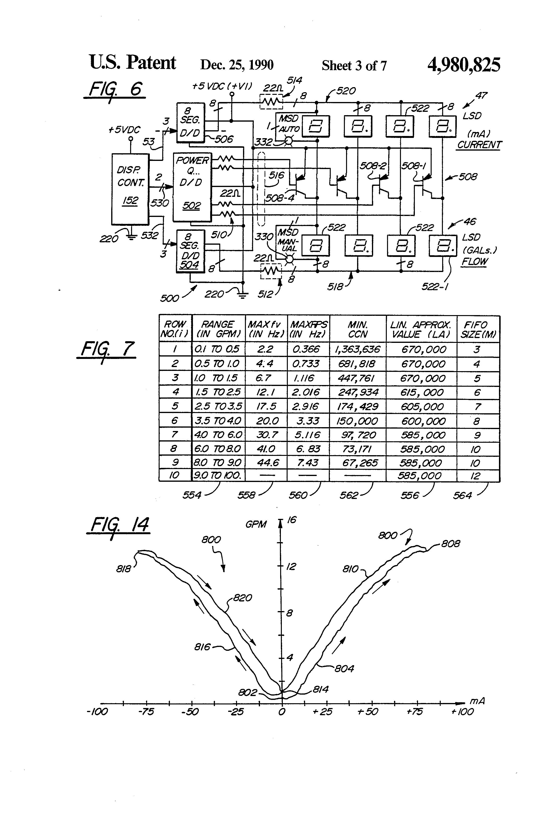 Patent US4980825 - Servo valve analyzing system and method - Google ...