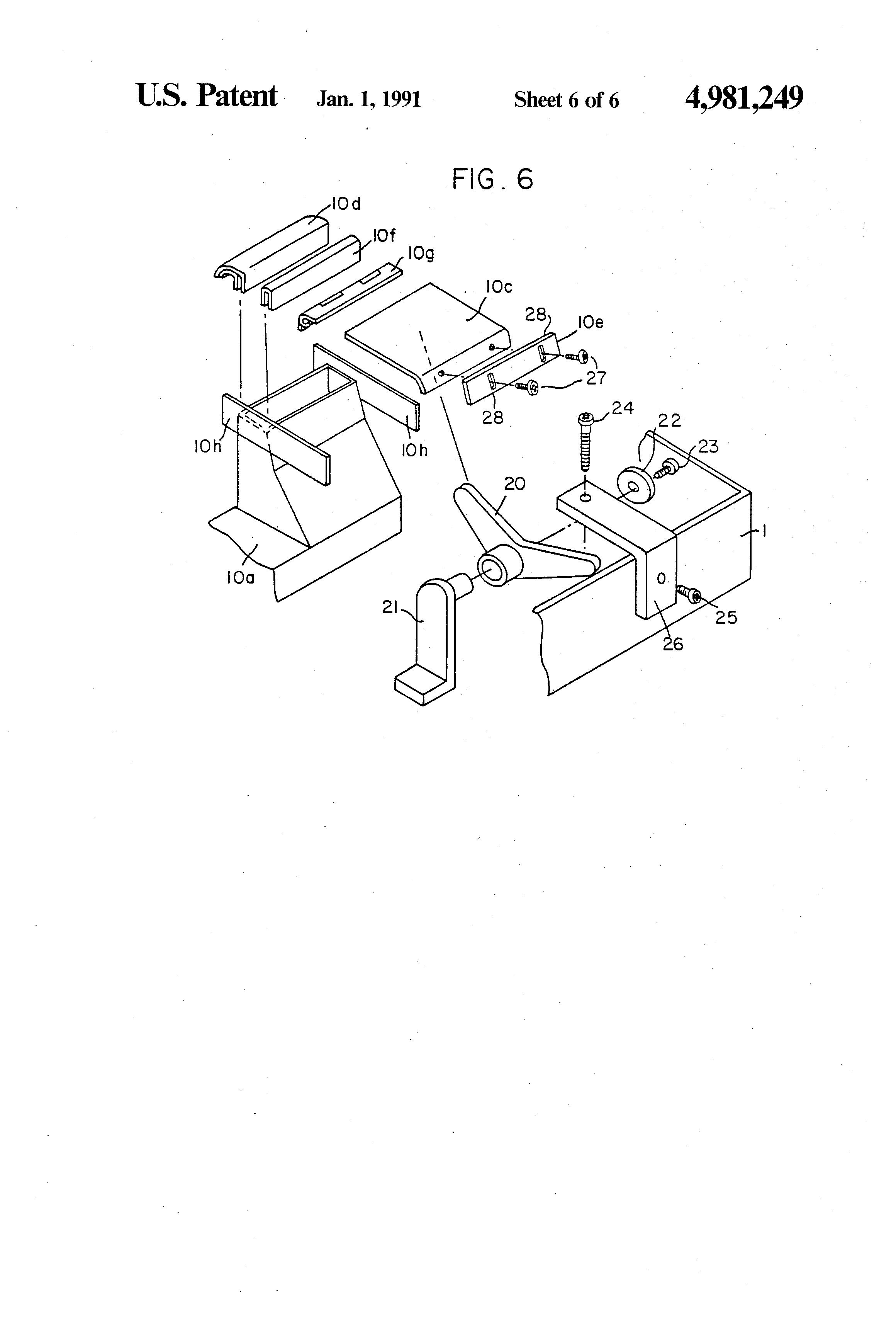patent us4981249