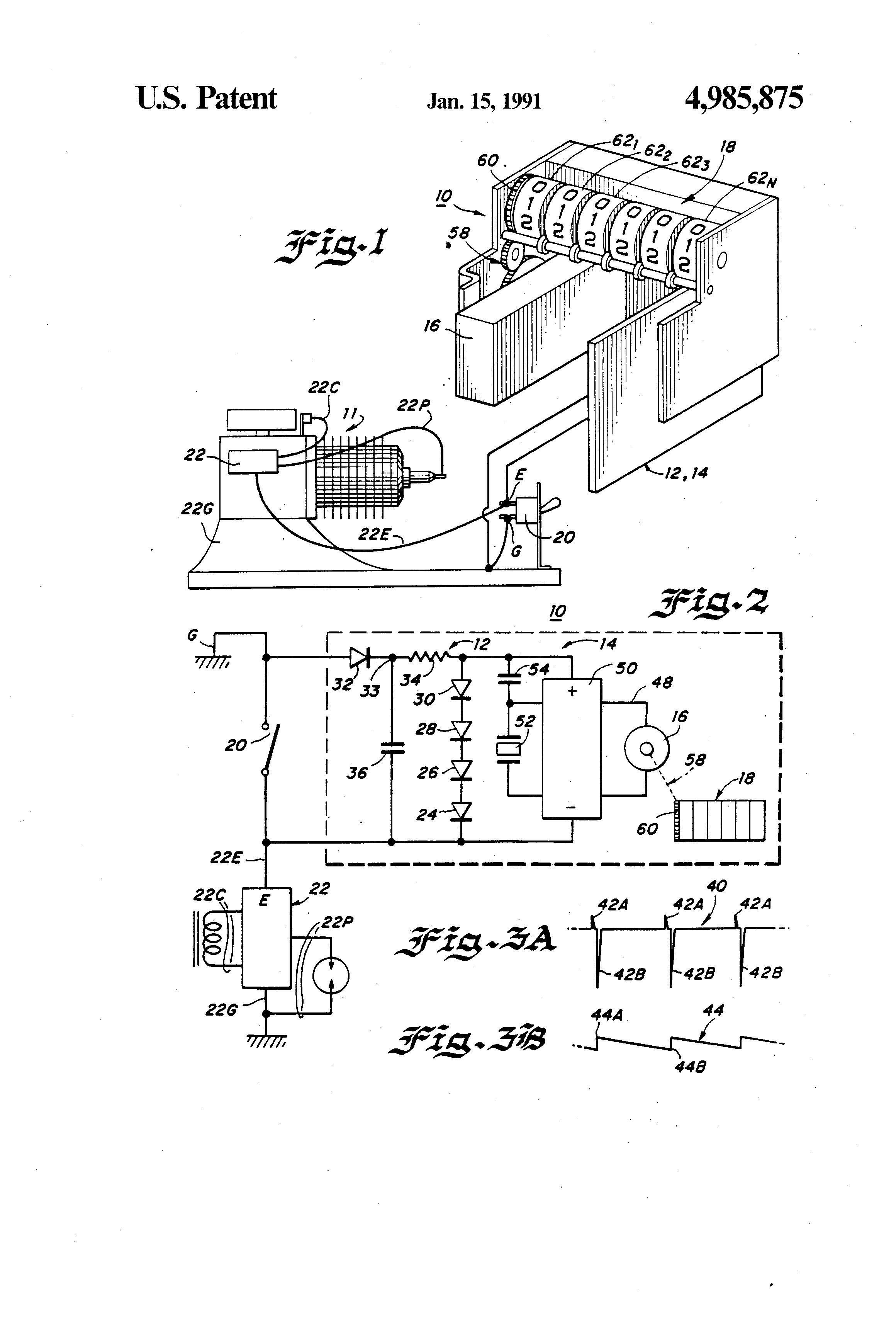 patent us4985875