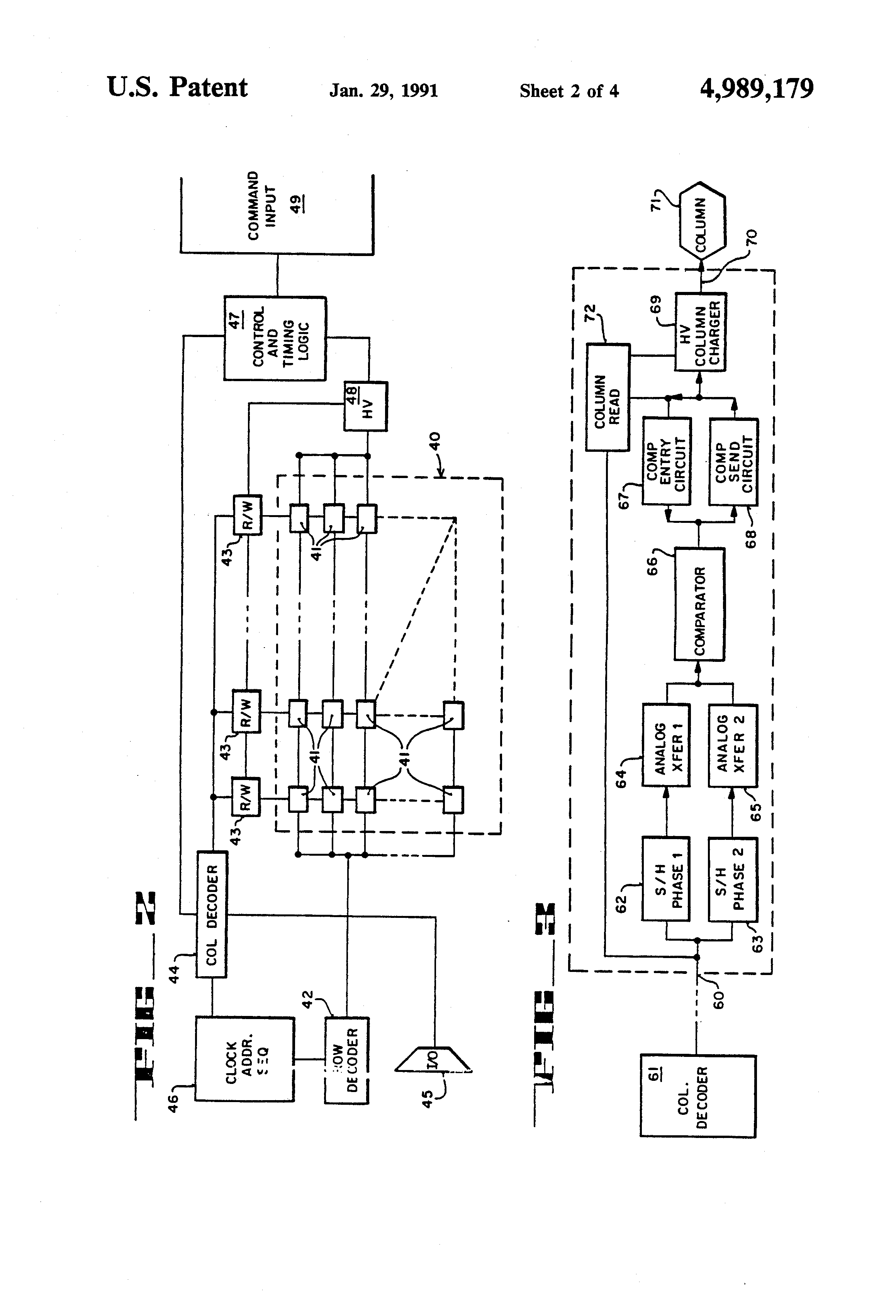 patent us4989179