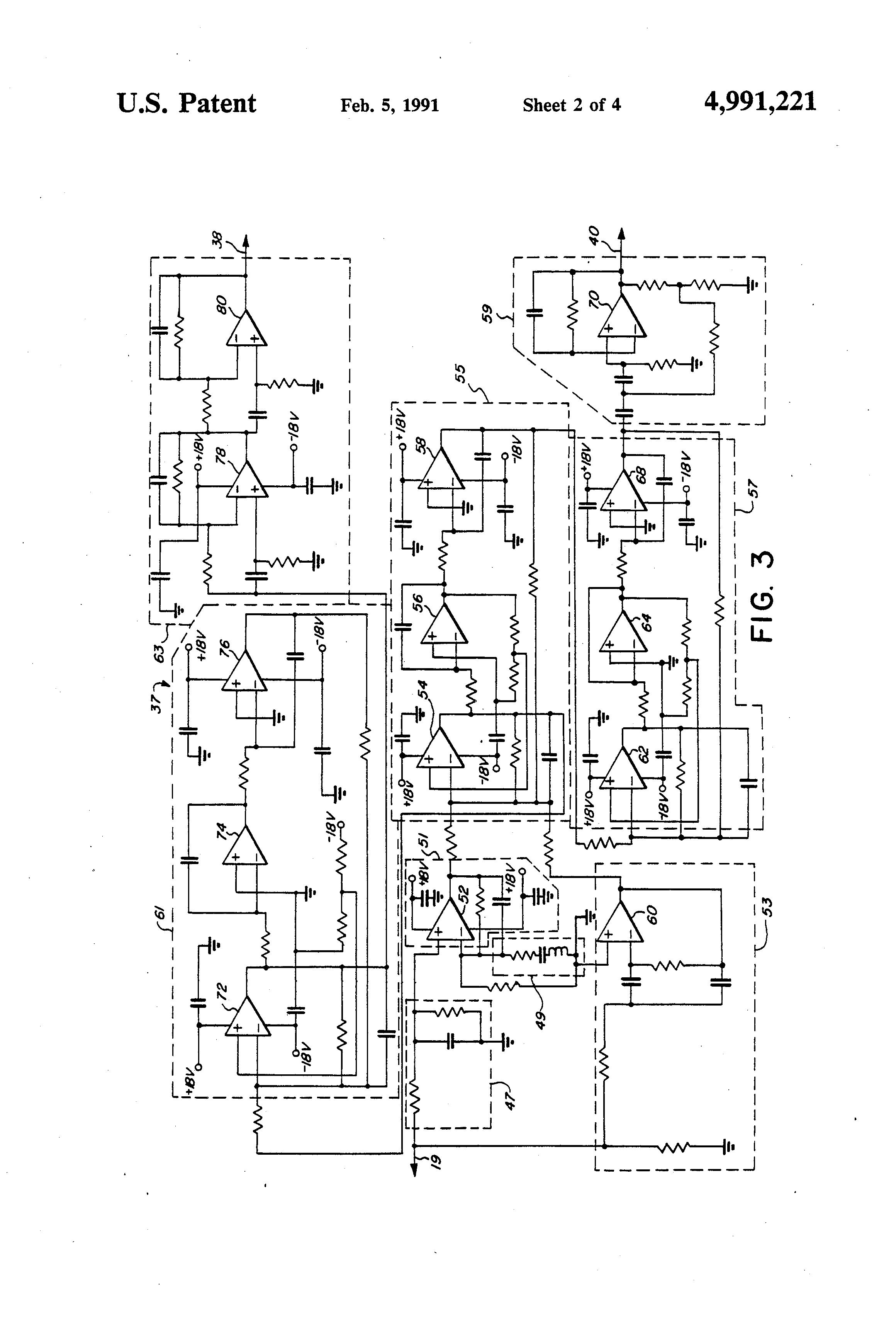 patent us4991221