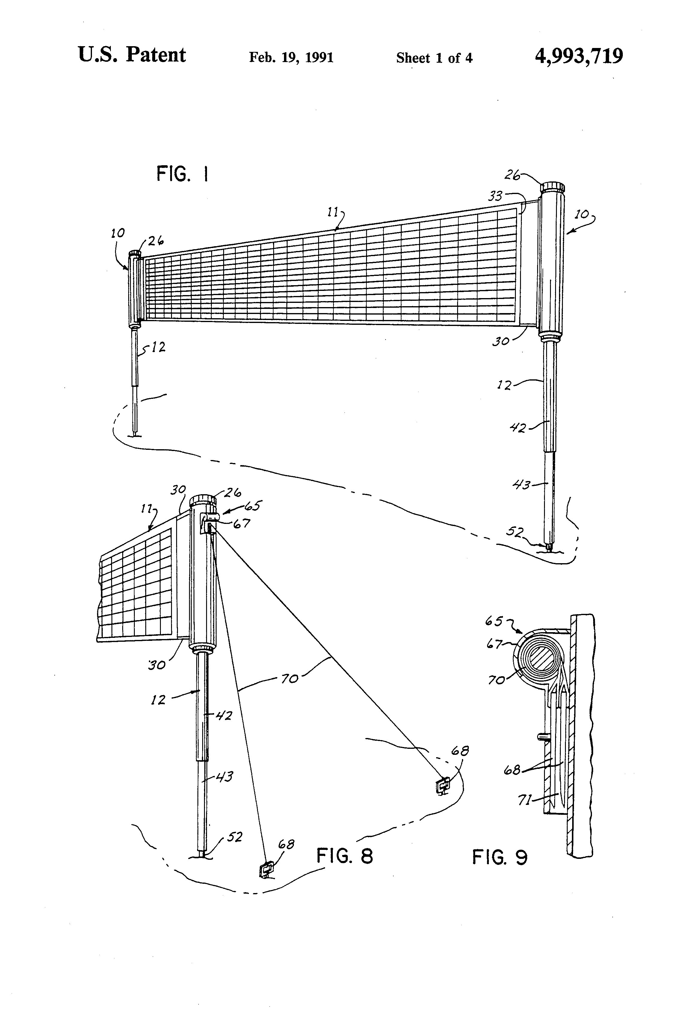 patent us4993719