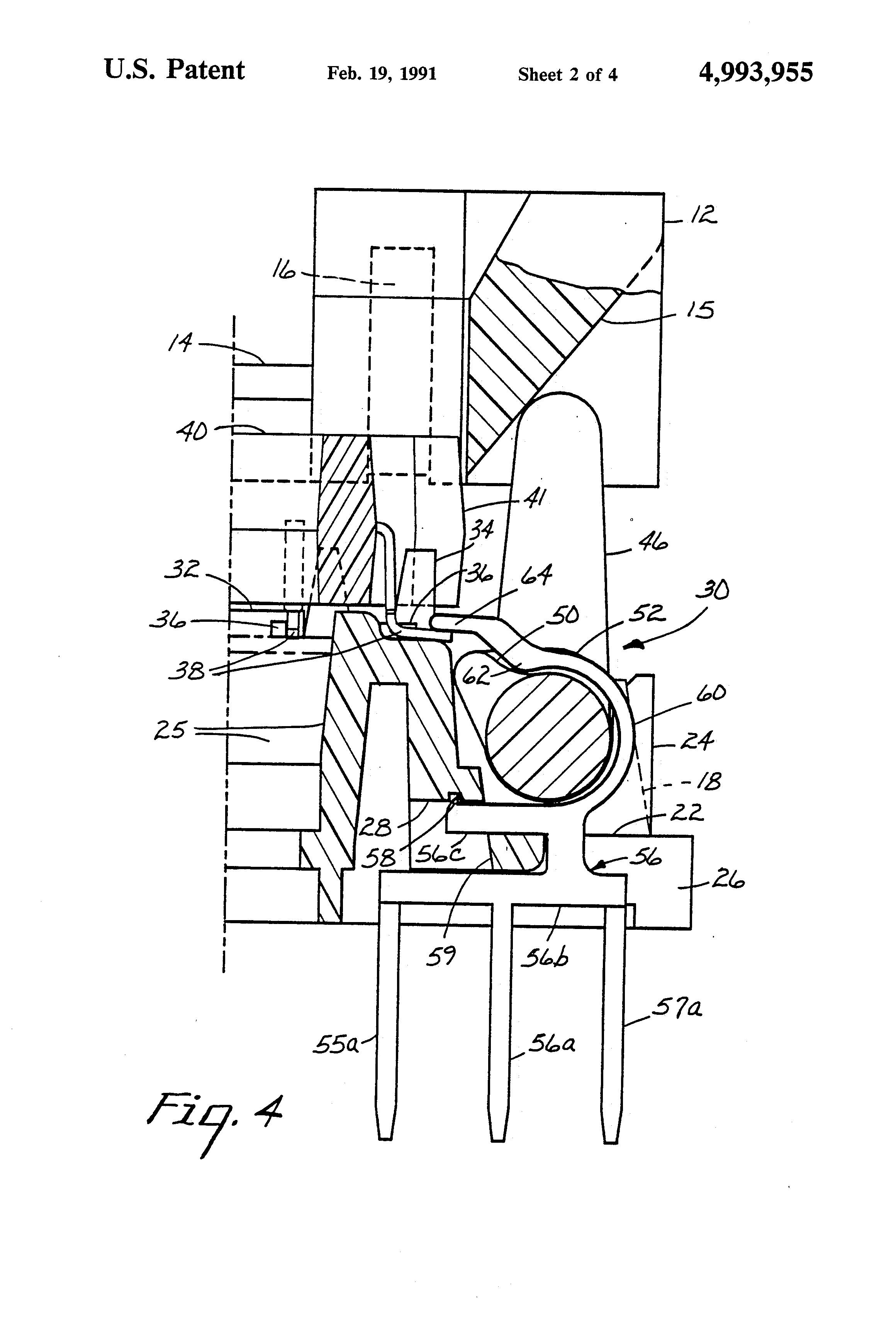 patent us4993955
