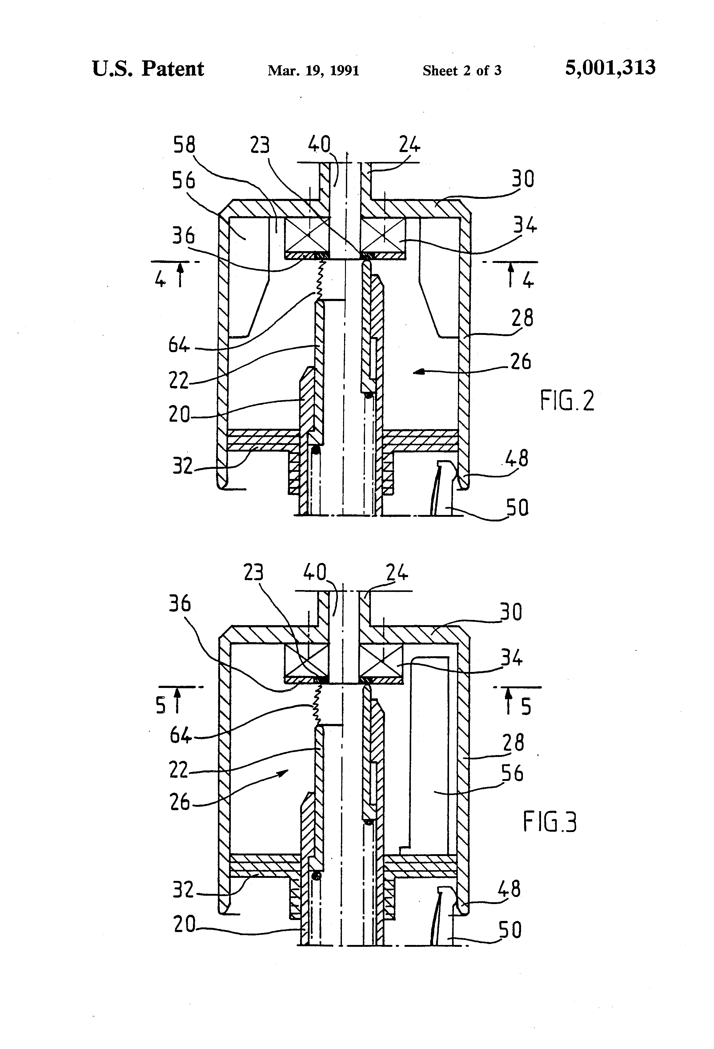 Arc Circuit Breaker Siemens Fumtc Square Homeline 20 Amp Breakers Single Pole Patent Drawing Us5001313 Rotating With Centrifugal