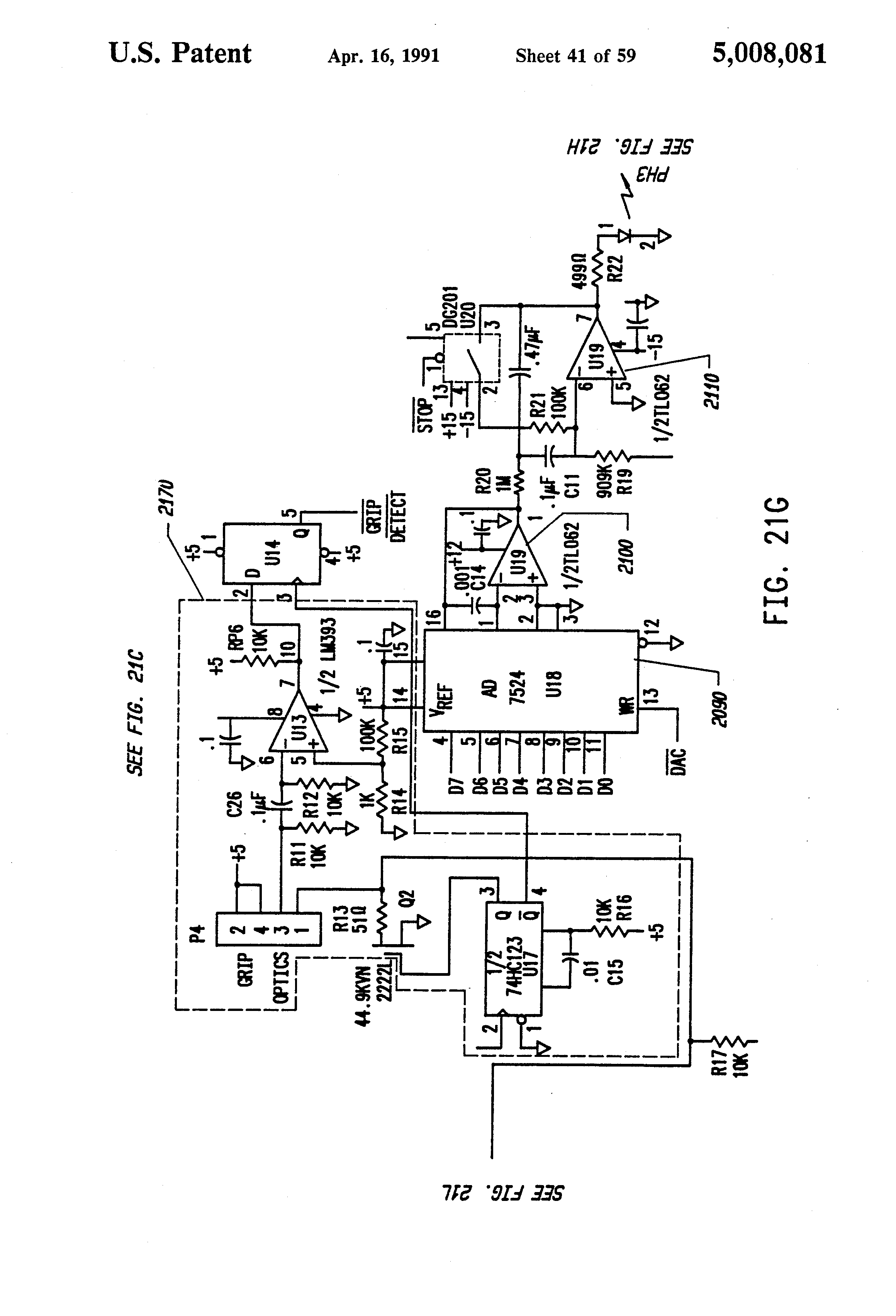 patent us5008081 method and apparatus for automatic melt