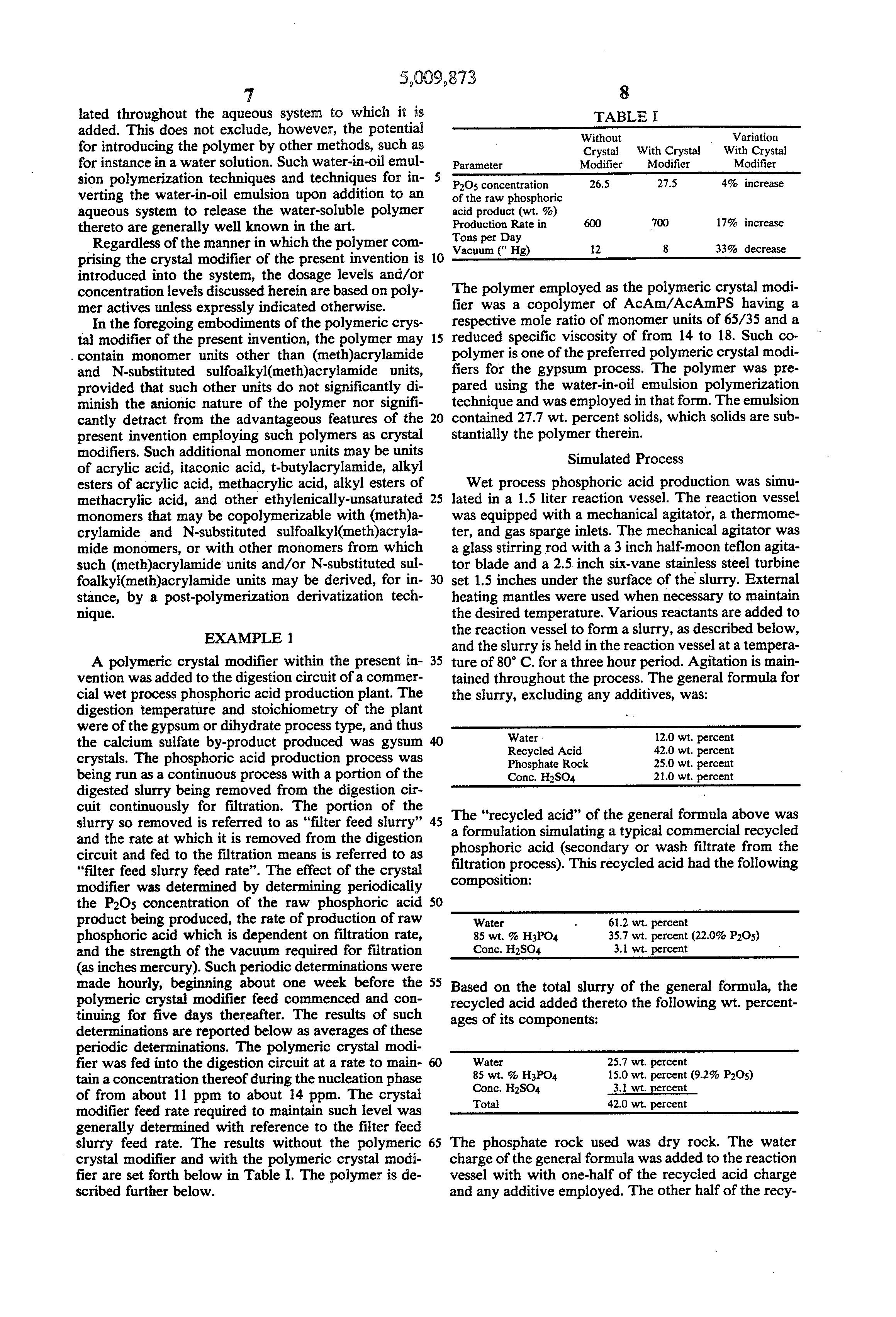 wet process phosphoric acid pdf