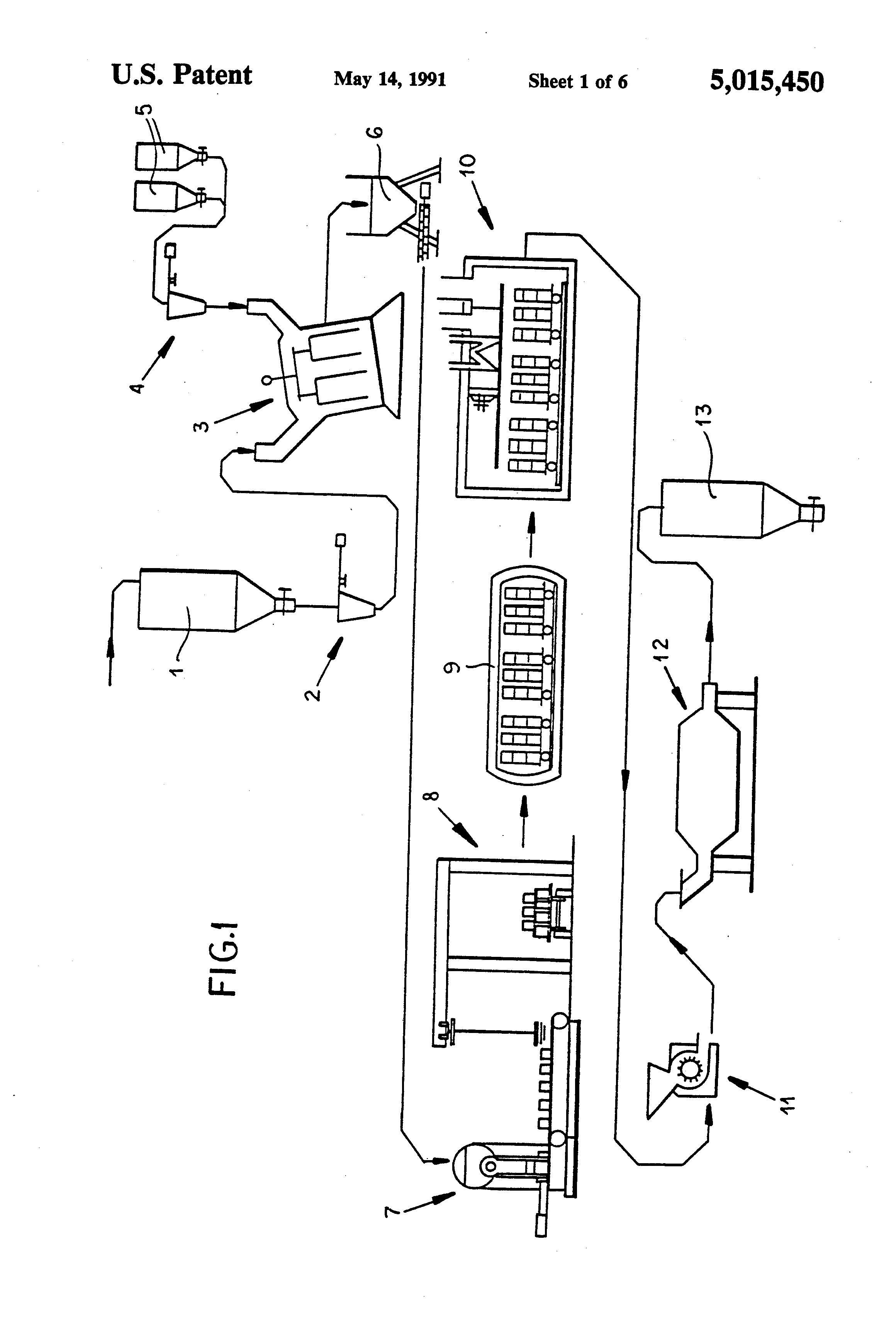 patent us5015450