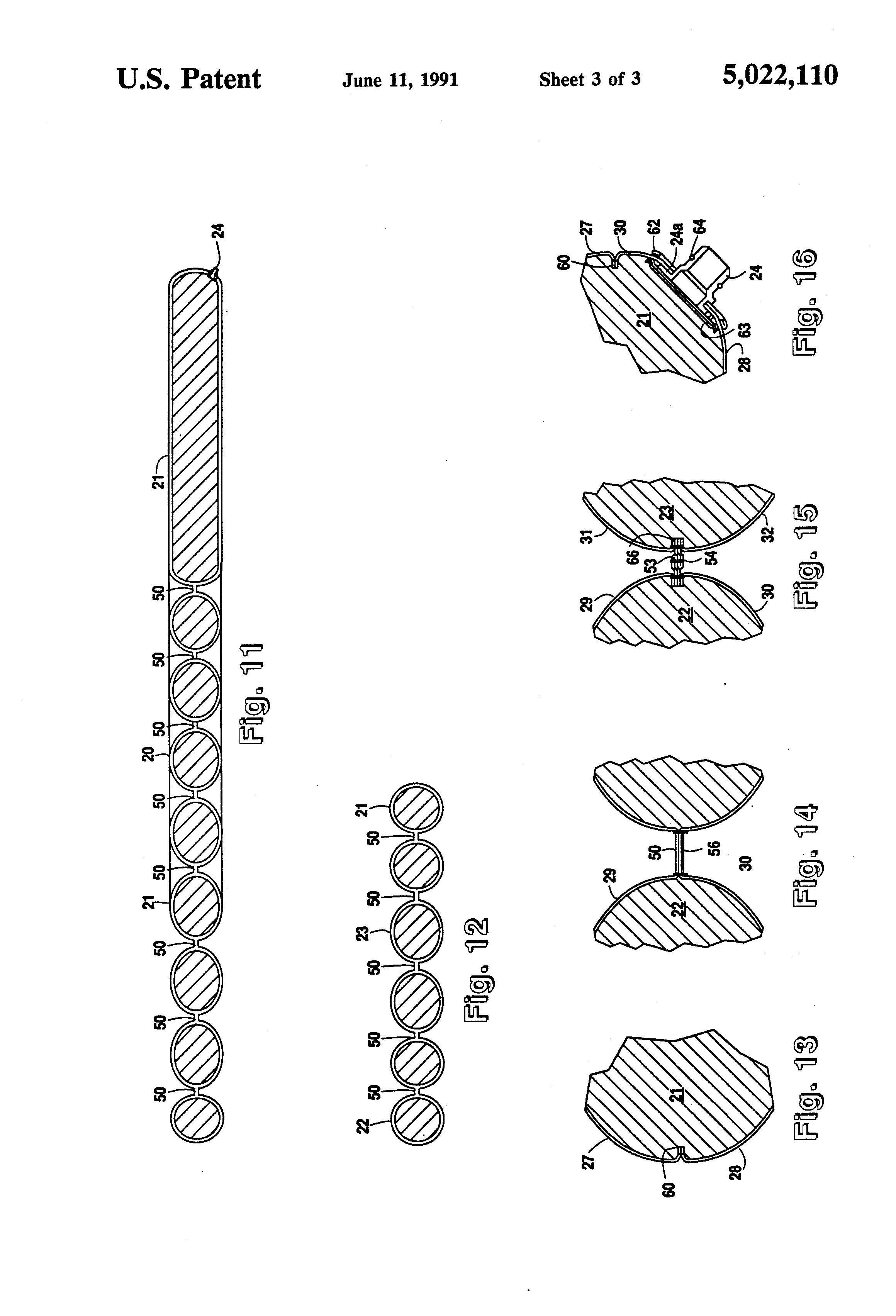 Patent US Low air loss mattress Google Patents