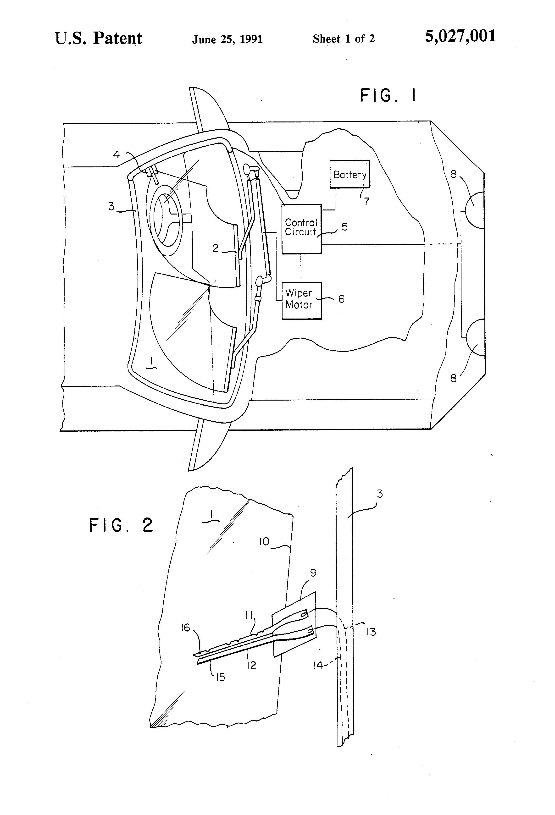 patent us5027001