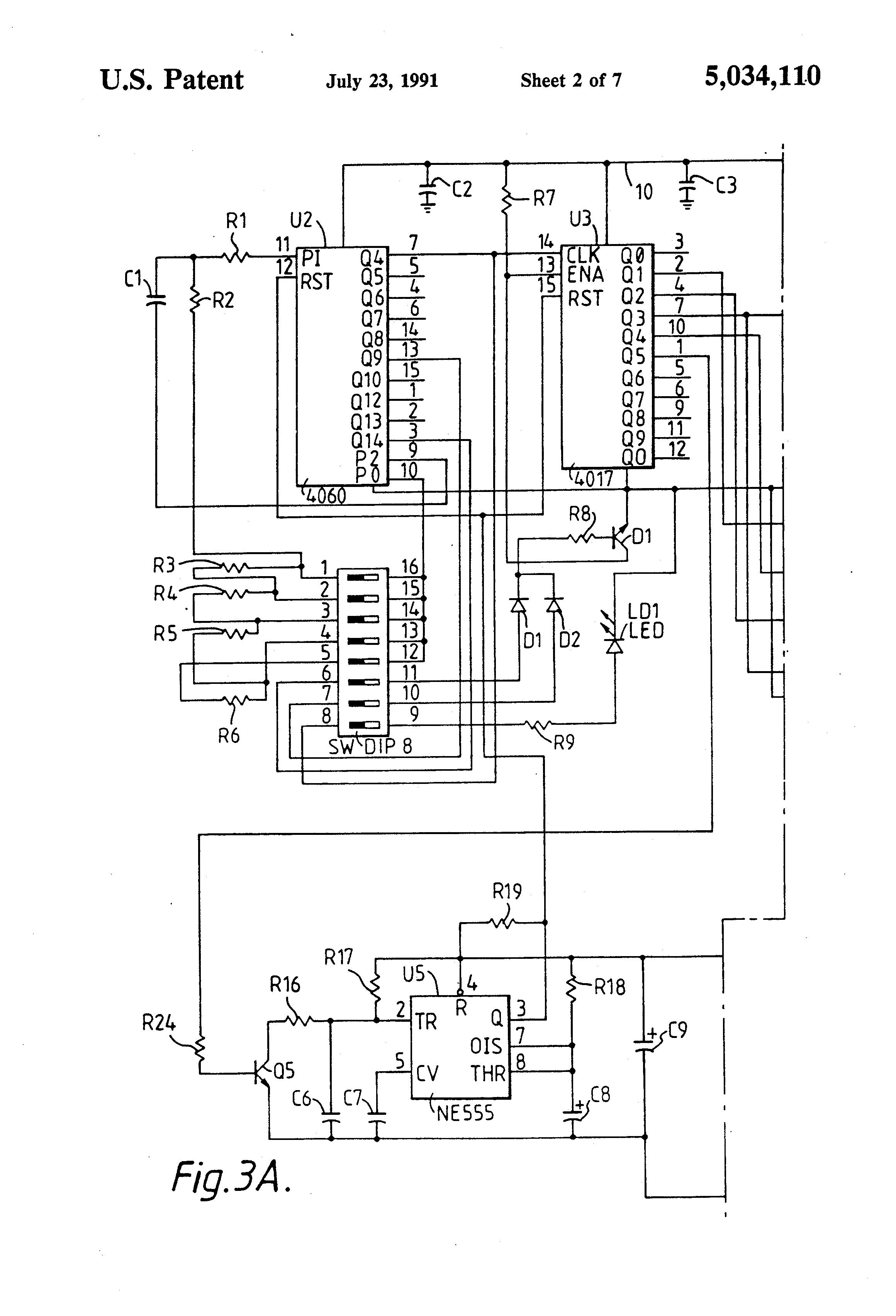 patent us5034110 - pool chlorinators