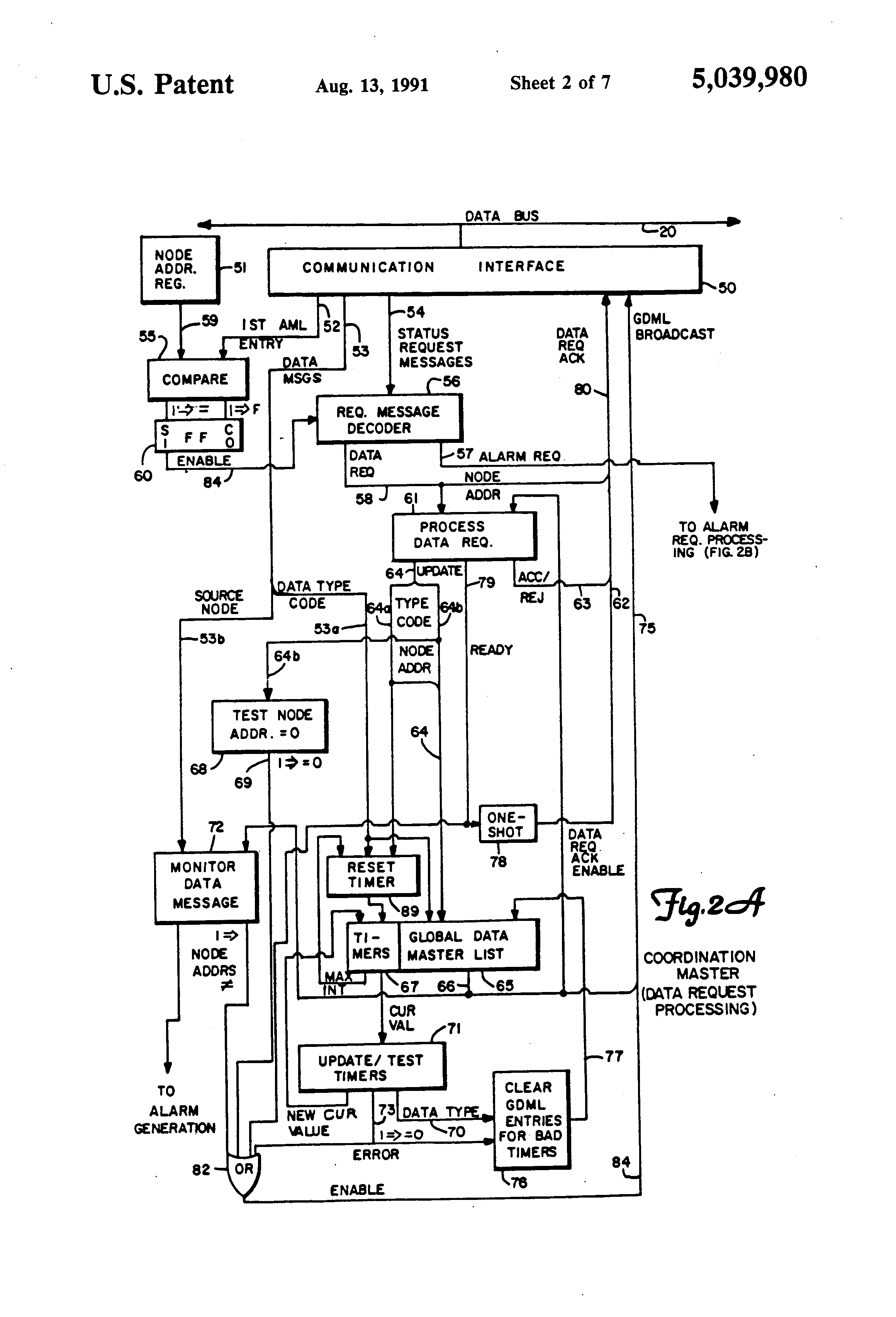US5039980 2 true gdm 23f wiring diagram basic hvac wiring diagrams \u2022 wiring Wiring Harness Diagram at webbmarketing.co