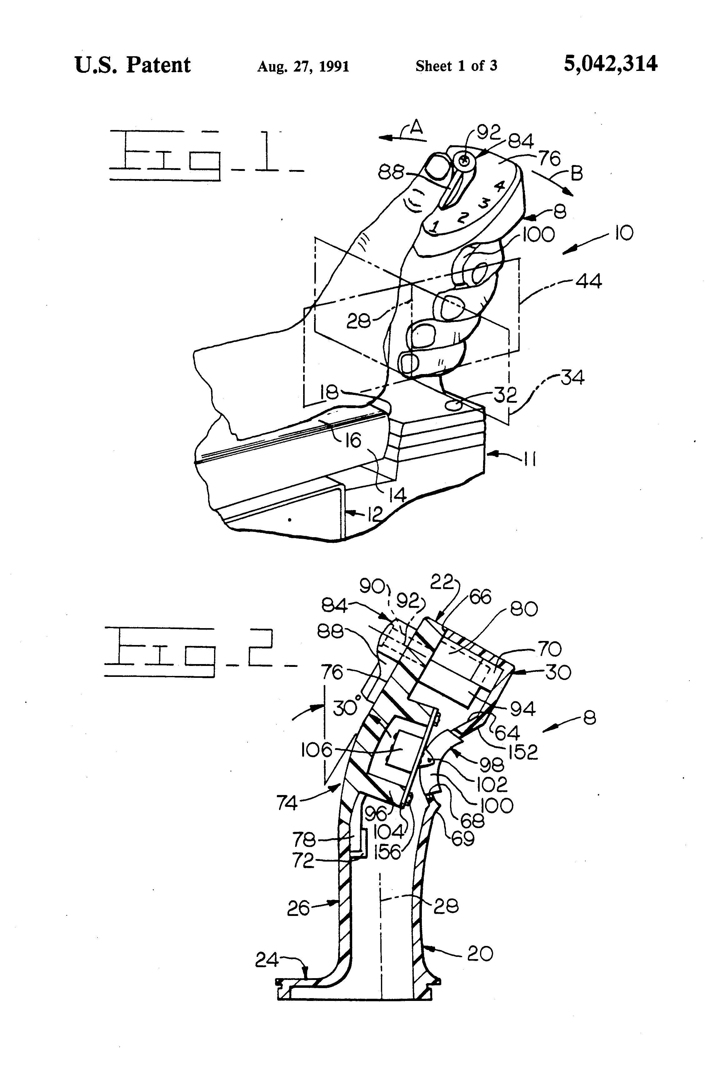 patent us5042314