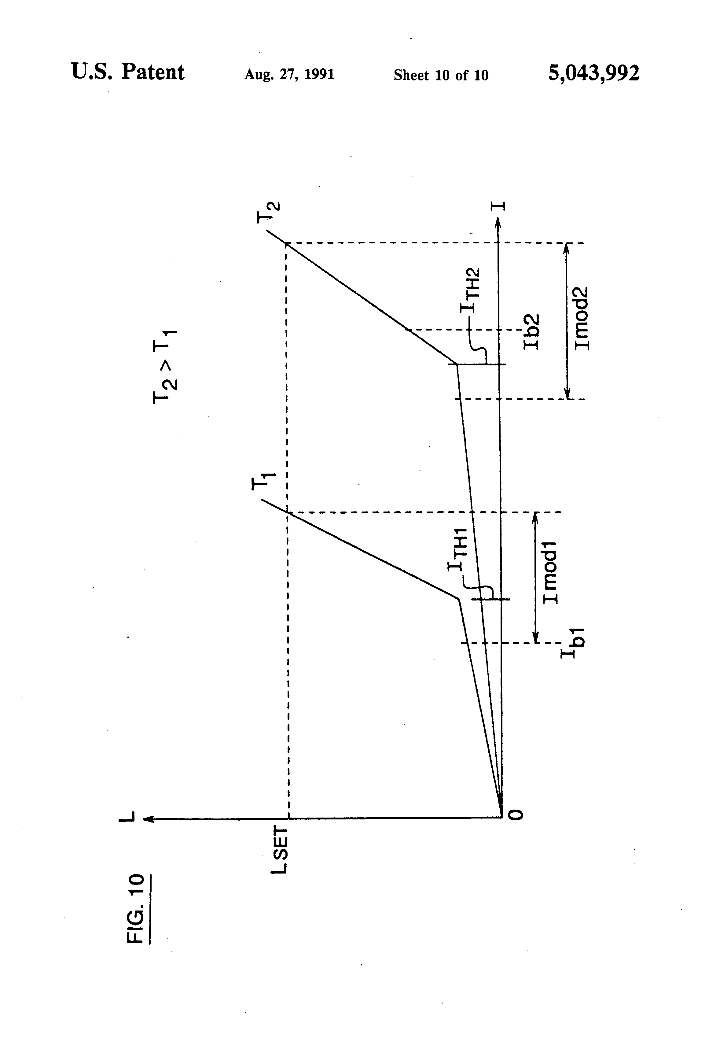 Patent Us5043992 Laser Driver With Temperature Compensation I M506 Wiring Diagram Drawing