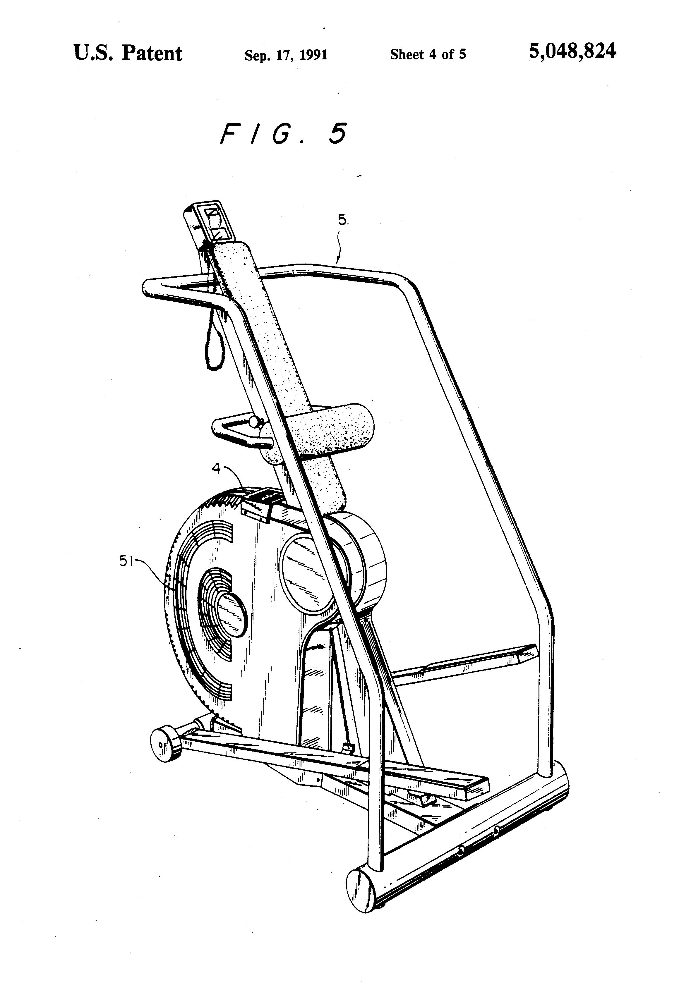 patent us5048824