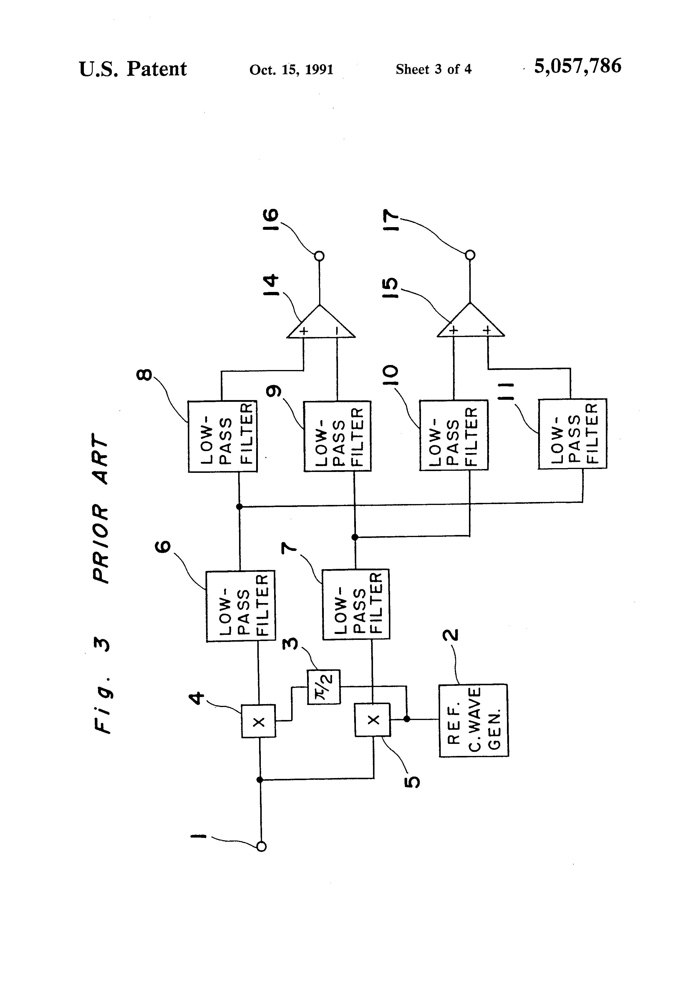 patent us5057786