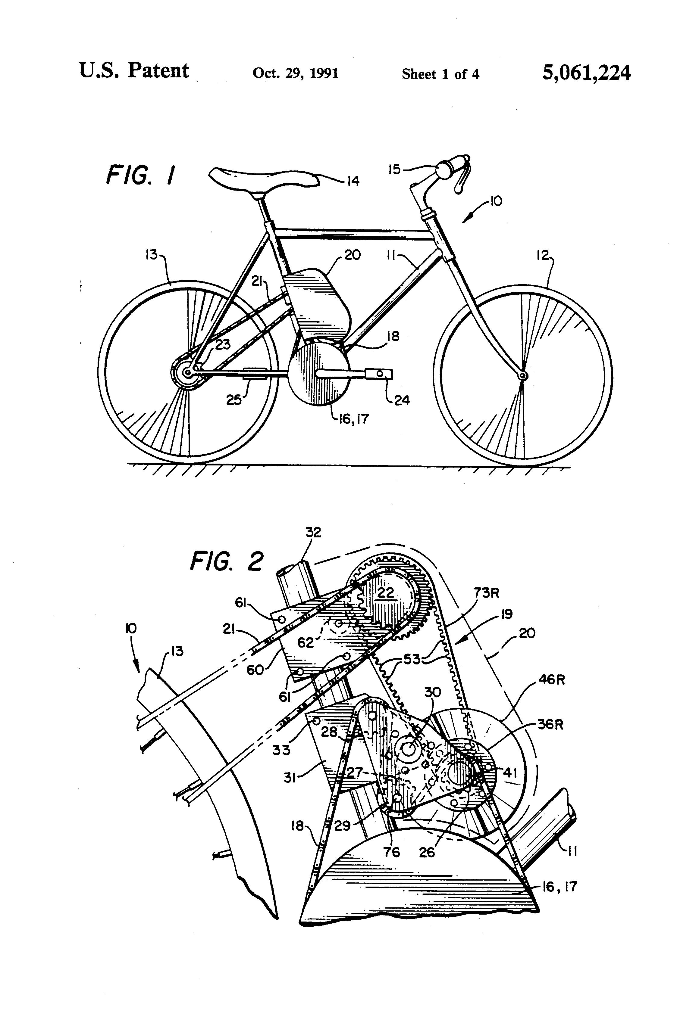patent us5061224
