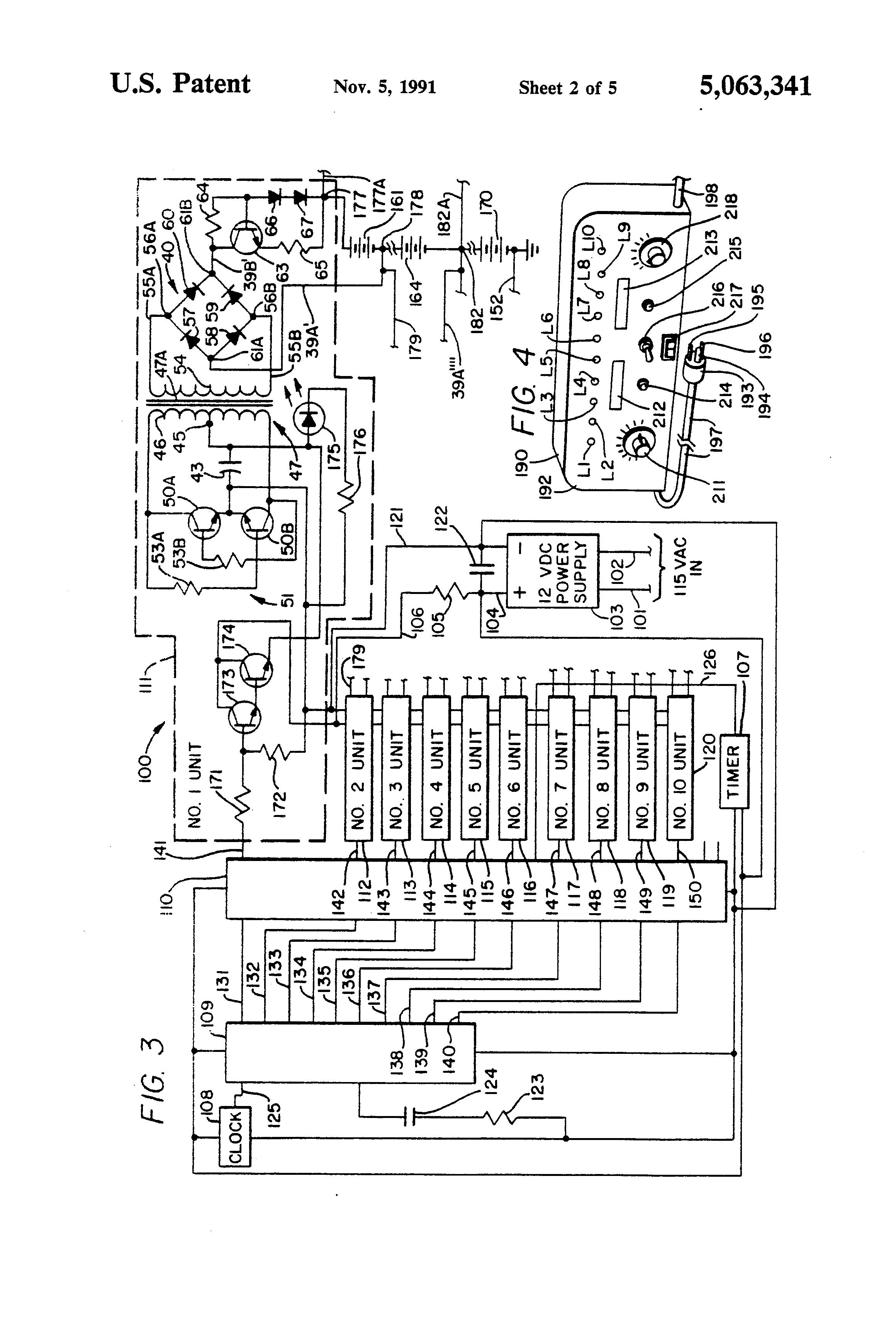patent us5063341