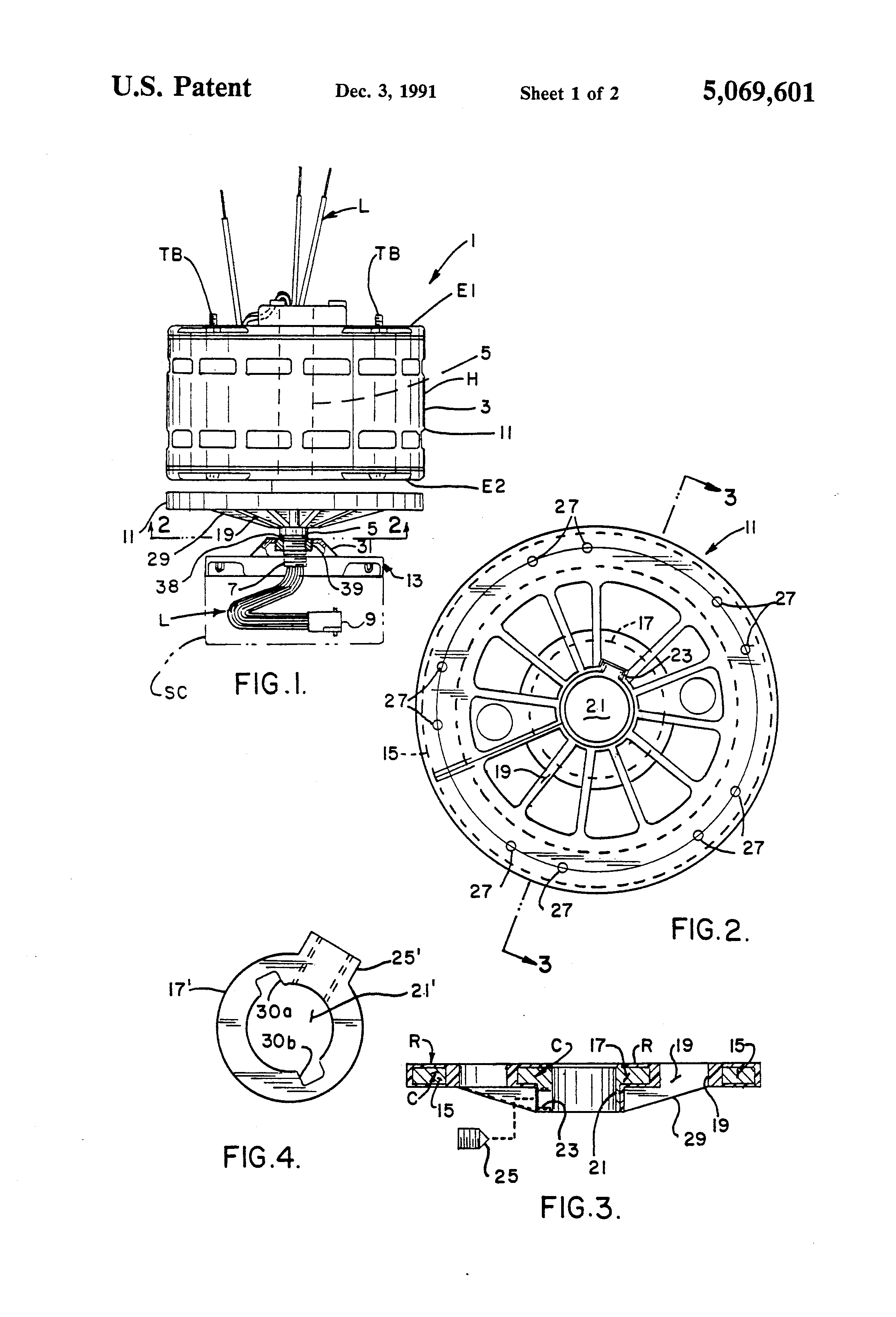 Shaft Driven Ceiling Fan : Patent us ceiling fan with removable hub google