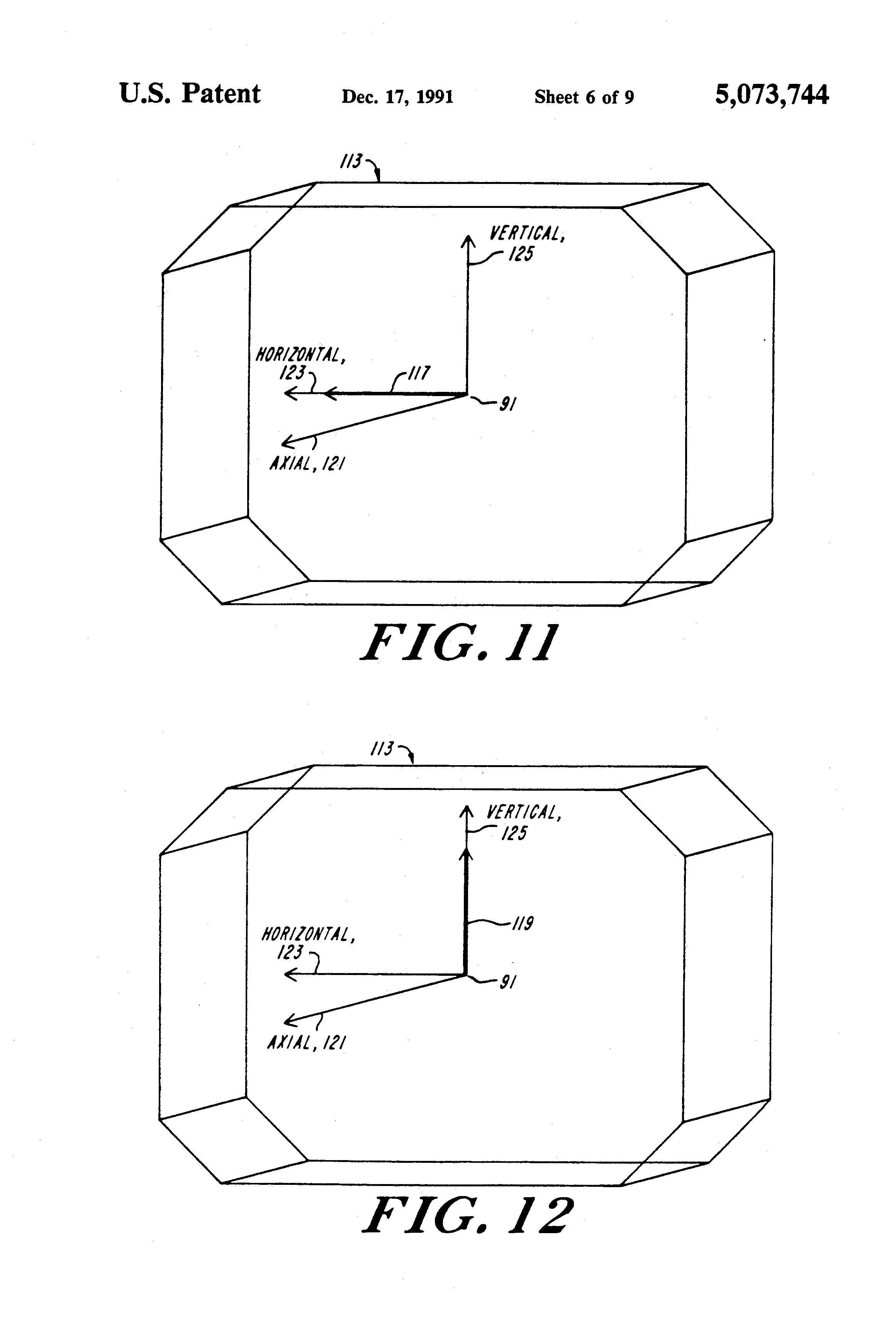 Patent Us5073744 Method And Apparatus For Dynamic Magnetic Field Figure 1 Representative Circuit A Capacitorcharging Drawing