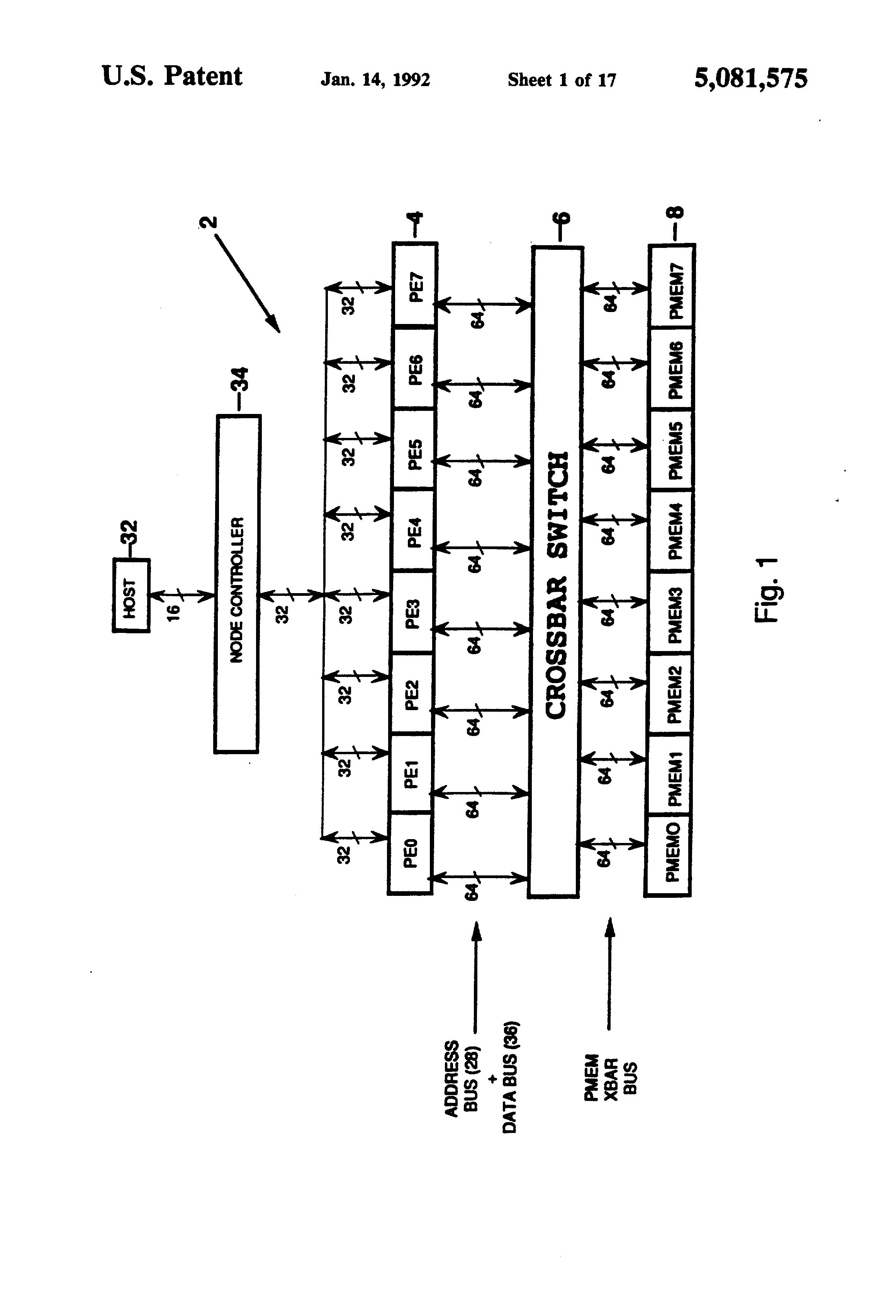 patent us5081575