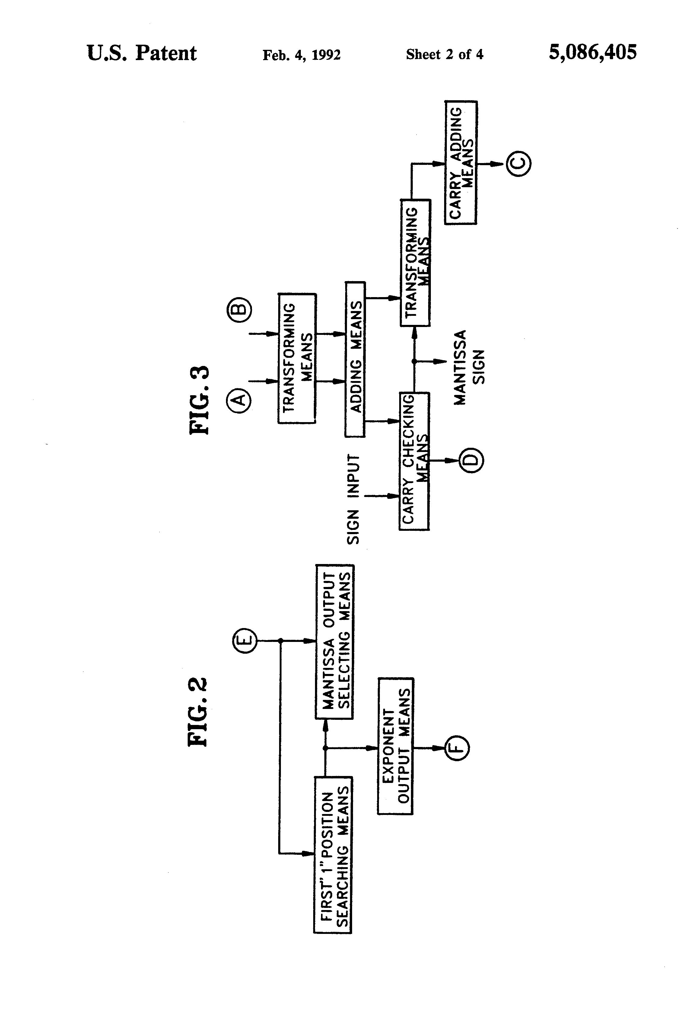 patent us5086405