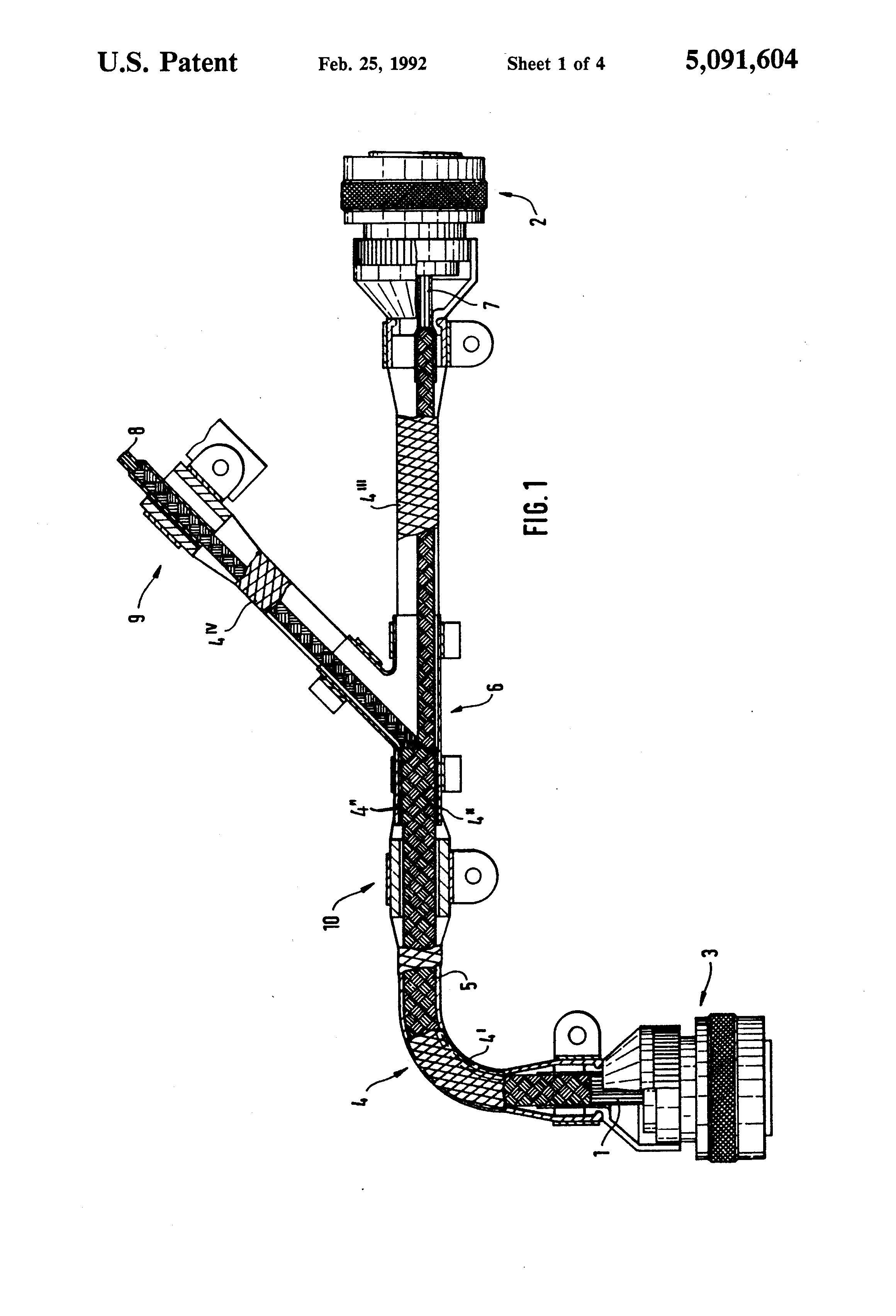 brevetto us5091604