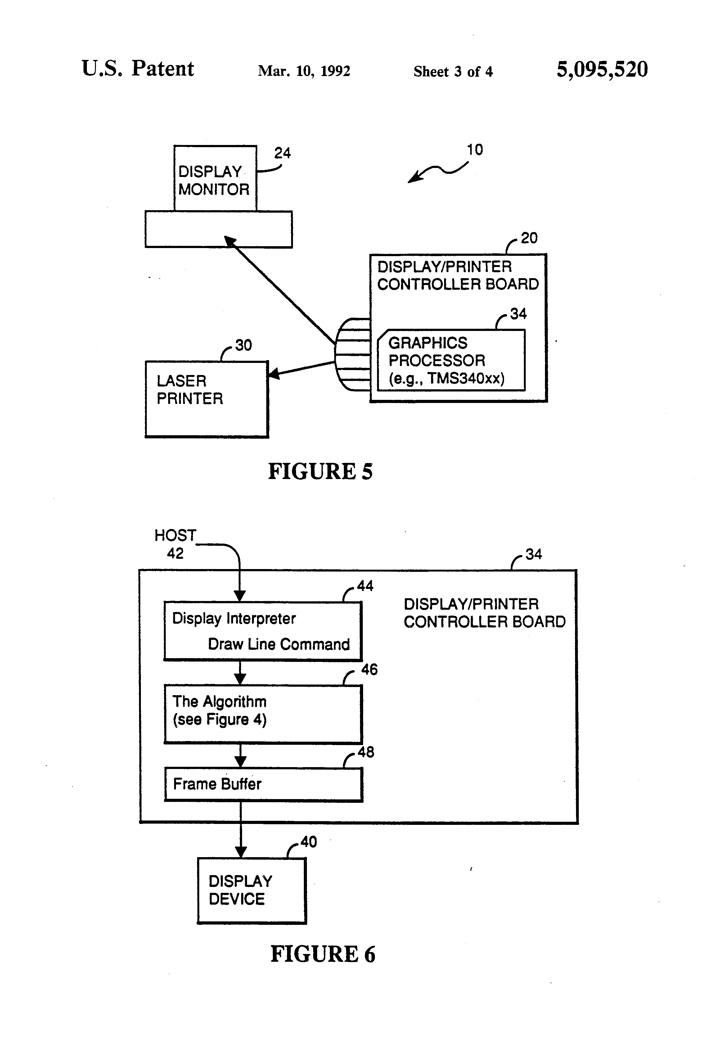 Raster Line Drawing Algorithm : Patent us method and apparatus for drawing wide