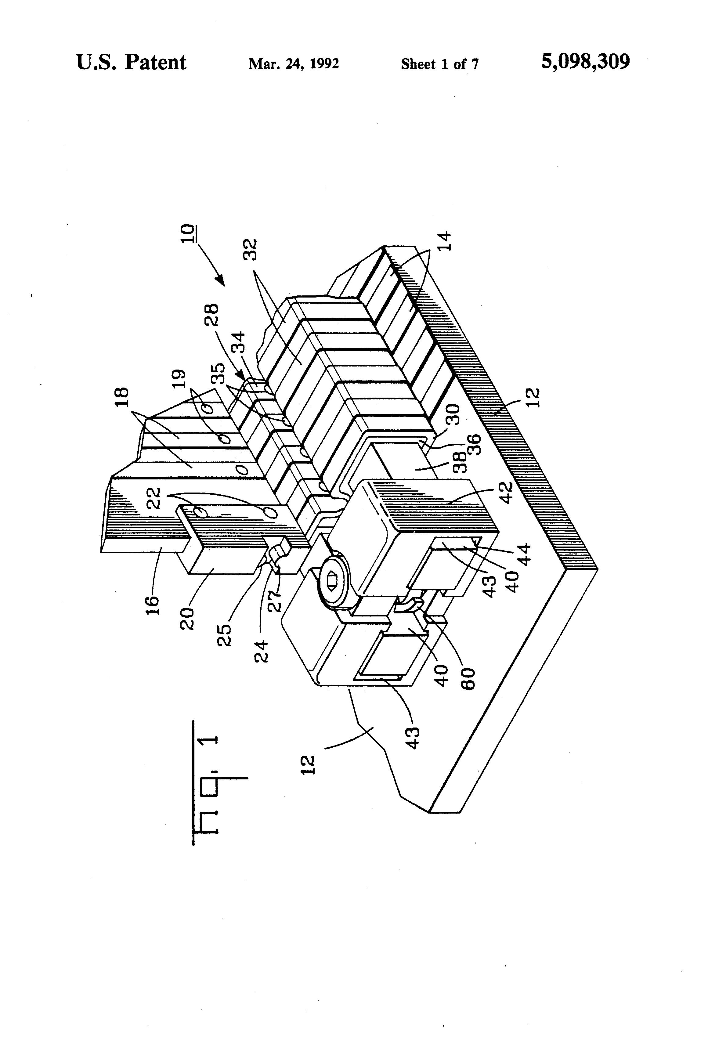patent us5098309