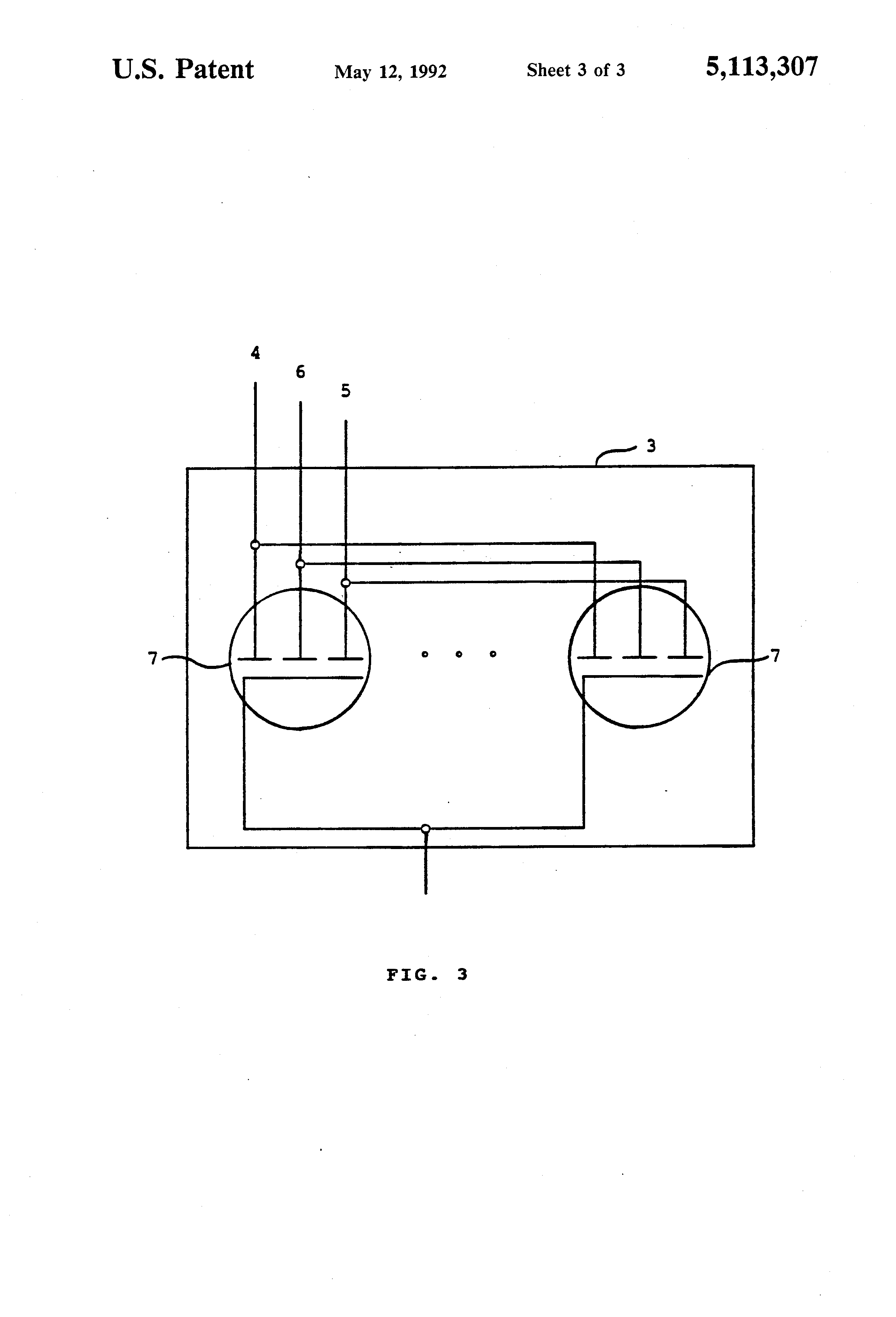 Patent Us5113307 Current Controlled Solenoid Driver Google Patents Completed Circuit Drawing