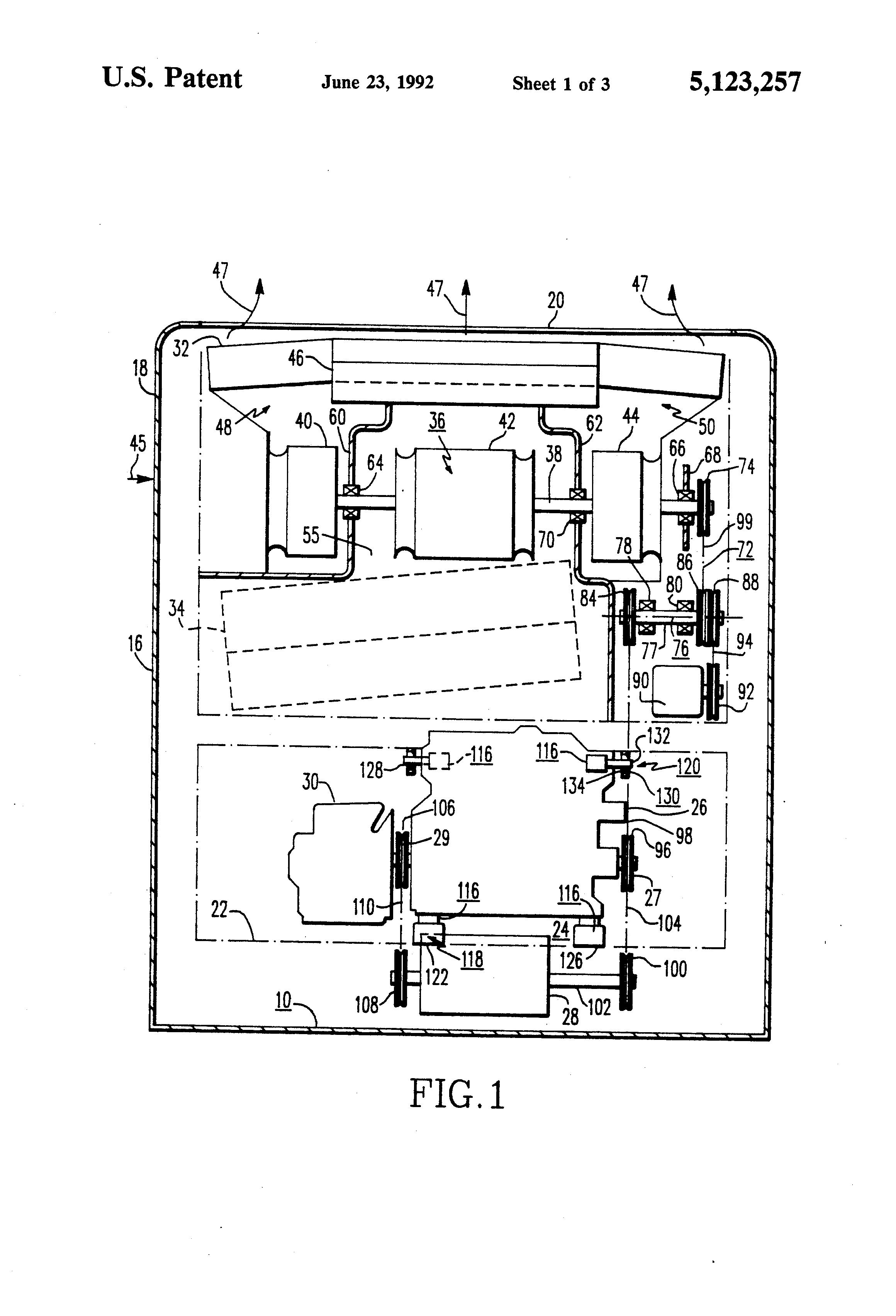 Patent Us5123257 Transport Refrigeration System Google
