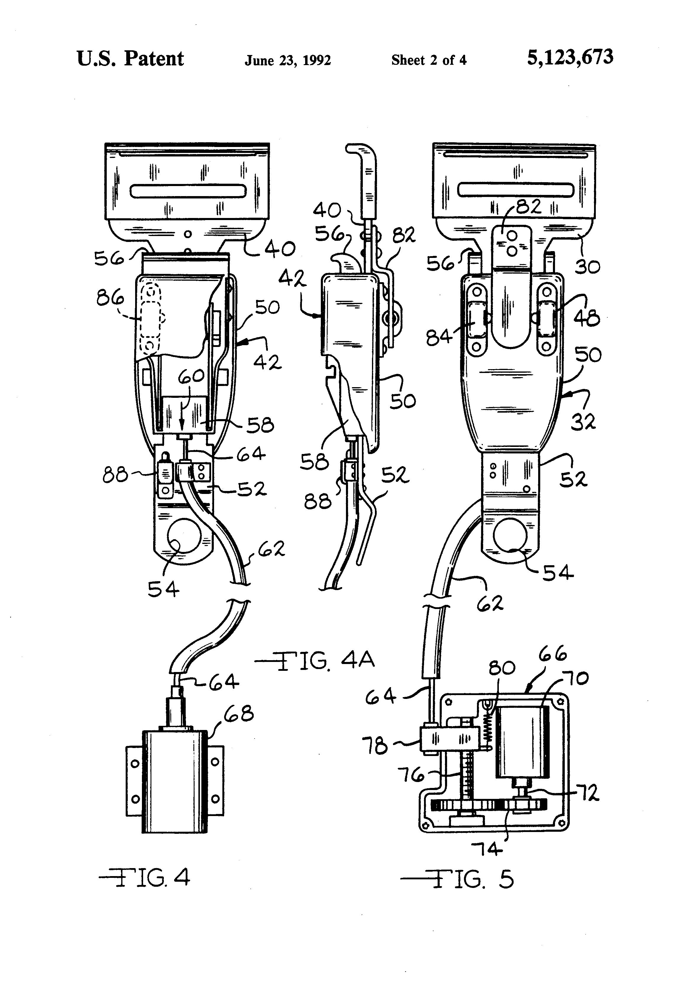 patent us5123673