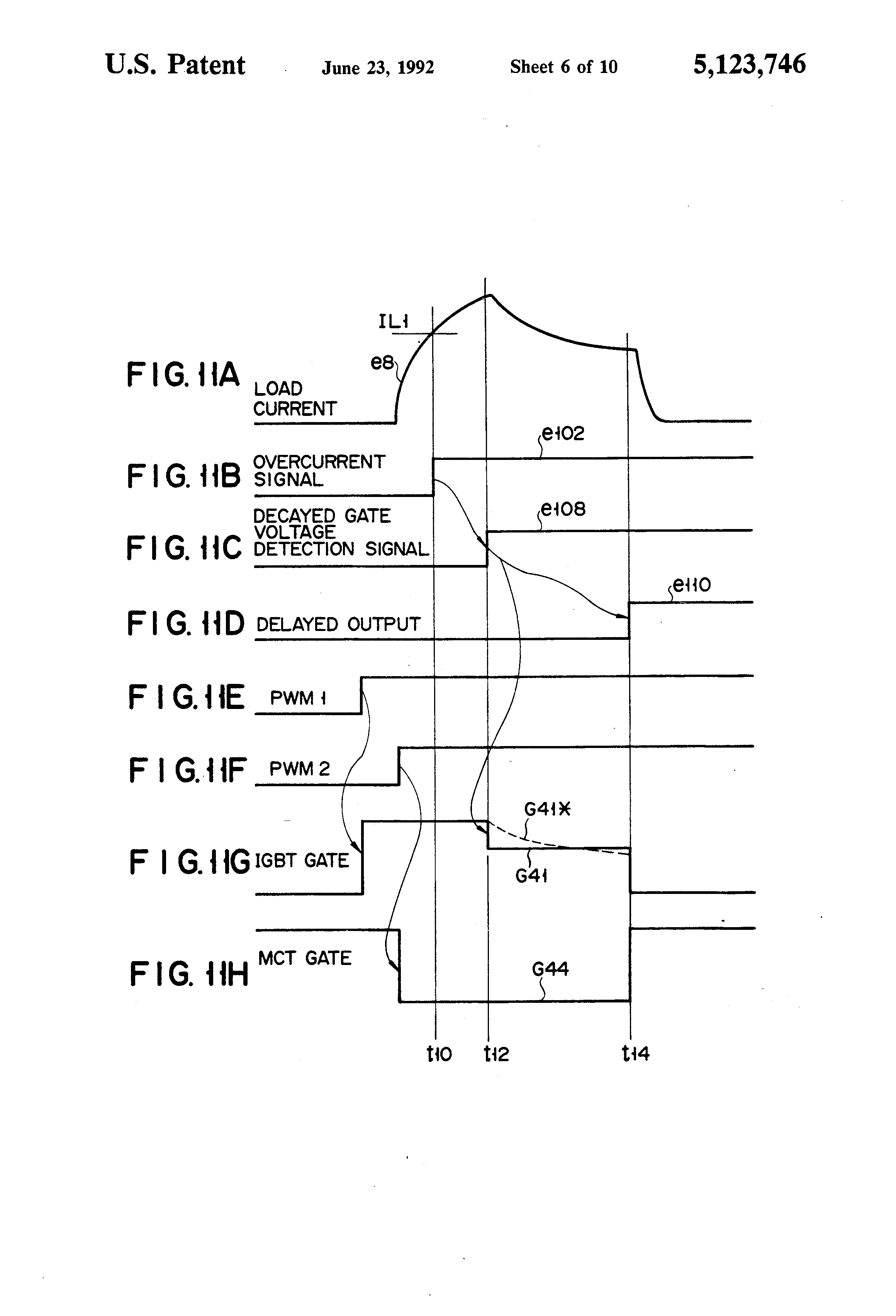 Patent Us5123746 Bridge Type Power Converter With Improved Igbt Inverter Circuit Diagram Furthermore Plug And Play Driver Drawing