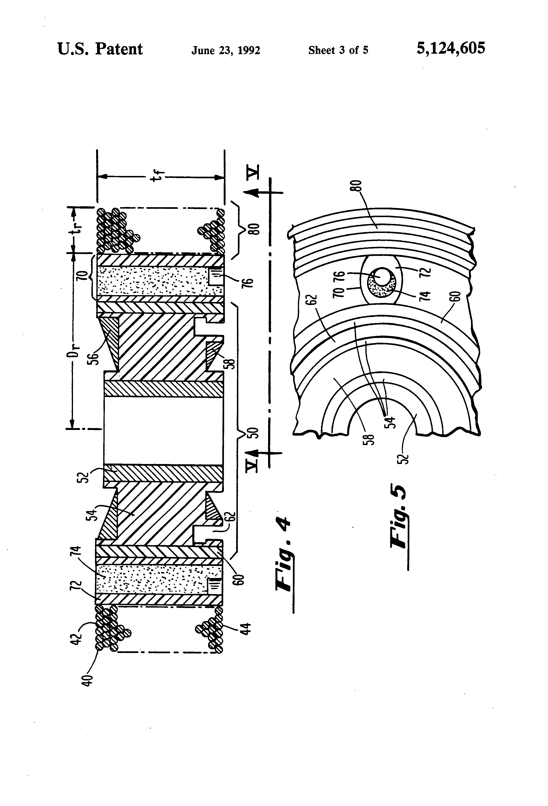 Patent US5124605 - Flywheel-based energy storage methods and ...